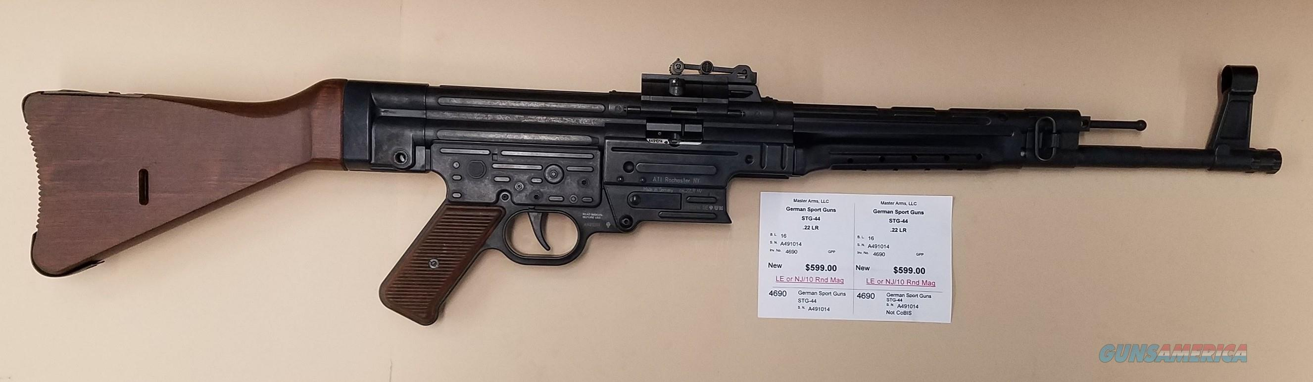 GERMAN SPORTS GUNS  Guns > Rifles > American Tactical Imports Rifles