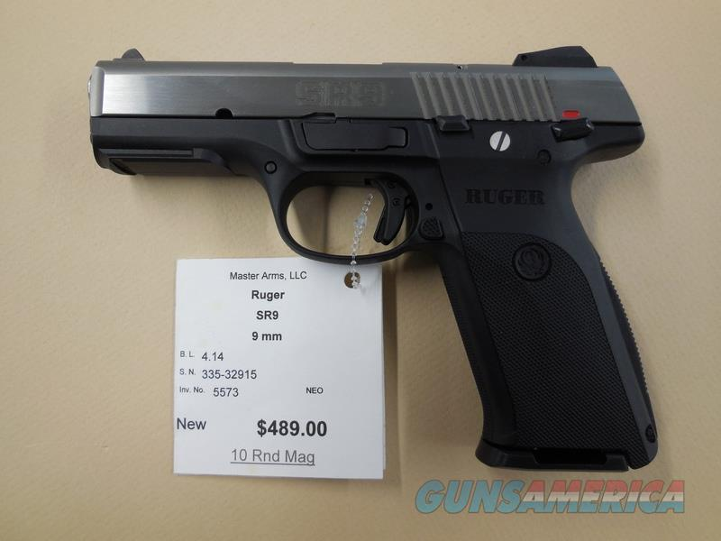 RUGER SR9  Guns > Pistols > Ruger Semi-Auto Pistols > SR Family > SR9