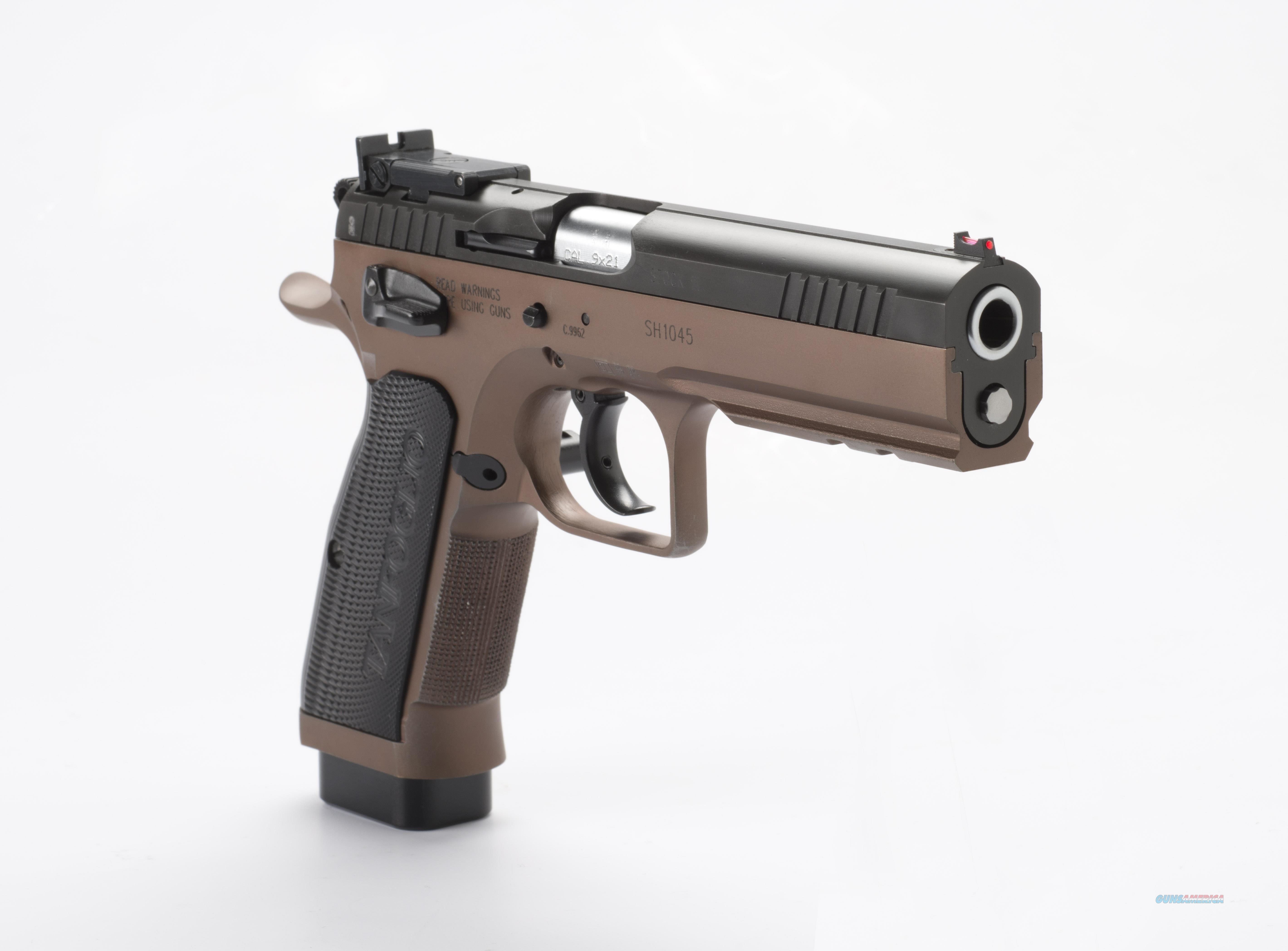 *NEW* EAA WITNESS STOCK 3 XTREME 9MM 610595 - Tanfoglio  Guns > Pistols > EAA Pistols > Other
