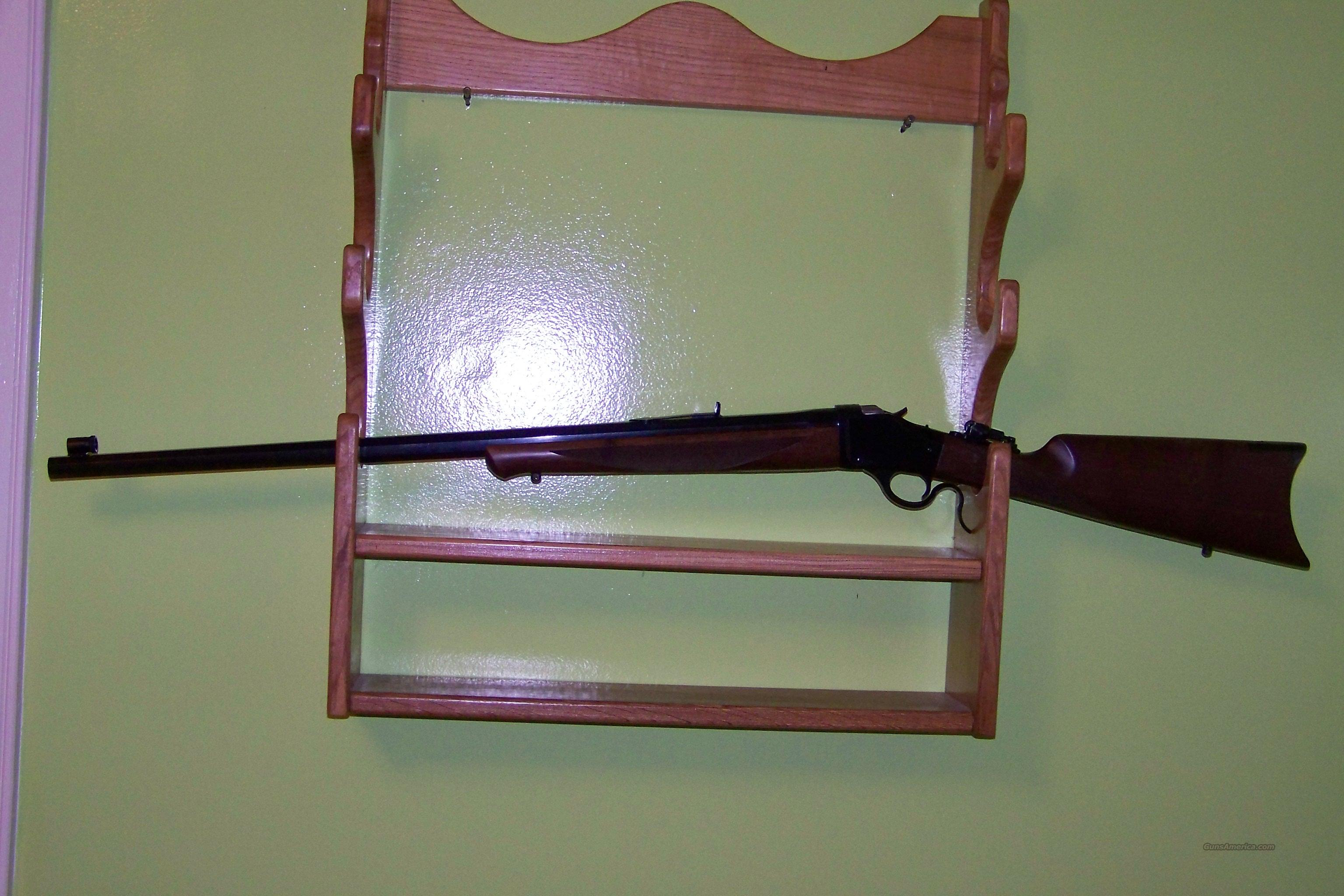 1885 Winchester High Wall Traditional Hunter Limited 45-70  Guns > Rifles > Winchester Rifle Commemoratives