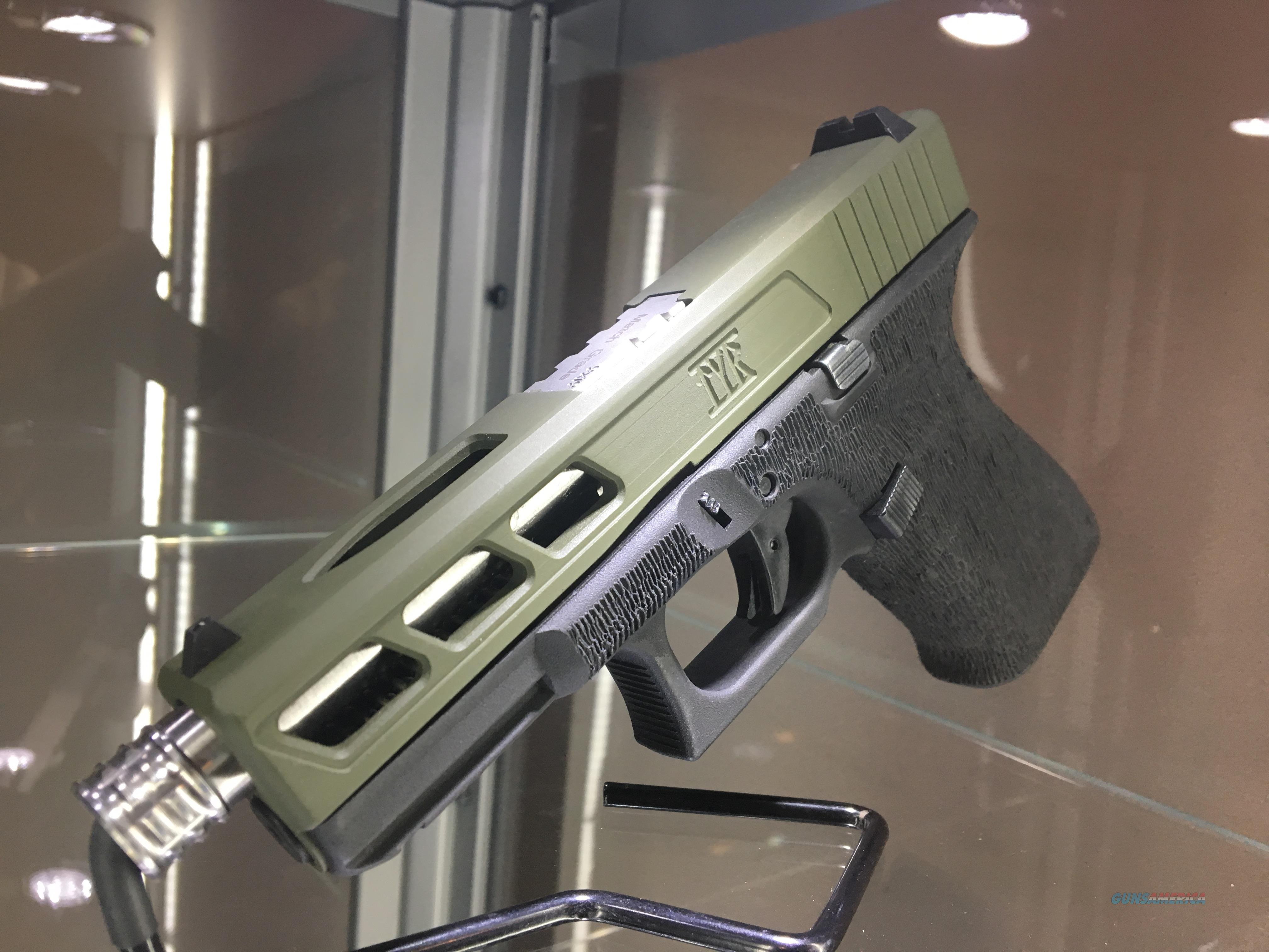 TYR Defense Industries Custom Glock 19  Guns > Pistols > Glock Pistols > 19