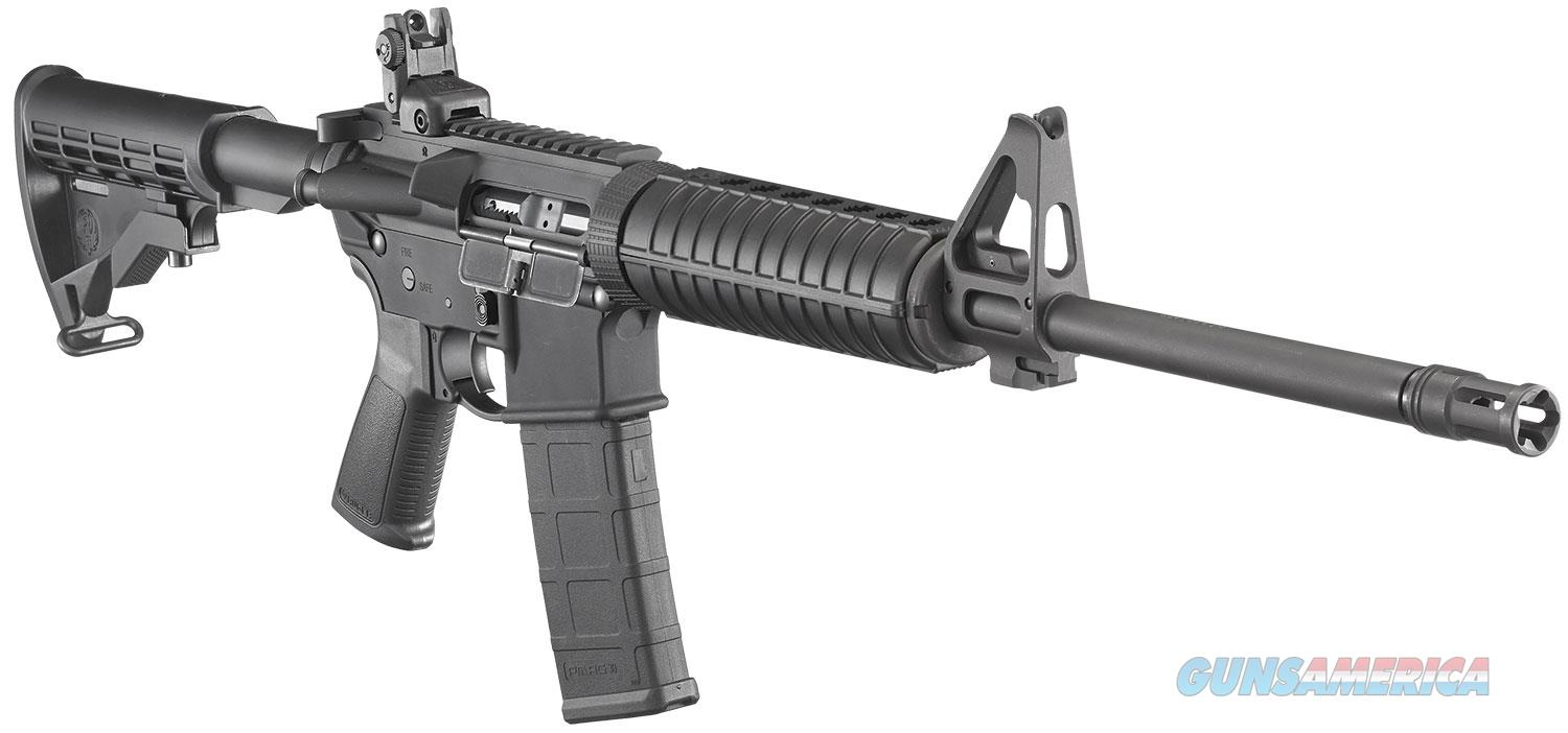 New Ruger AR 556 .223 Remmington/5.56 NATO in black  Guns > Rifles > Ruger Rifles > AR Series
