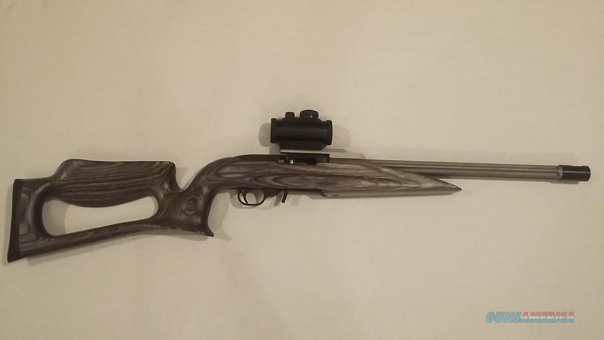 Ruger 10 22 laminated target stock right hand  Non-Guns > Gunstocks, Grips & Wood