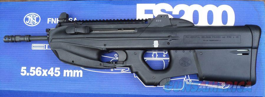 FN FS2000 BULL-PUP 5.56x45   Guns > Rifles > FNH - Fabrique Nationale (FN) Rifles > Semi-auto > Other