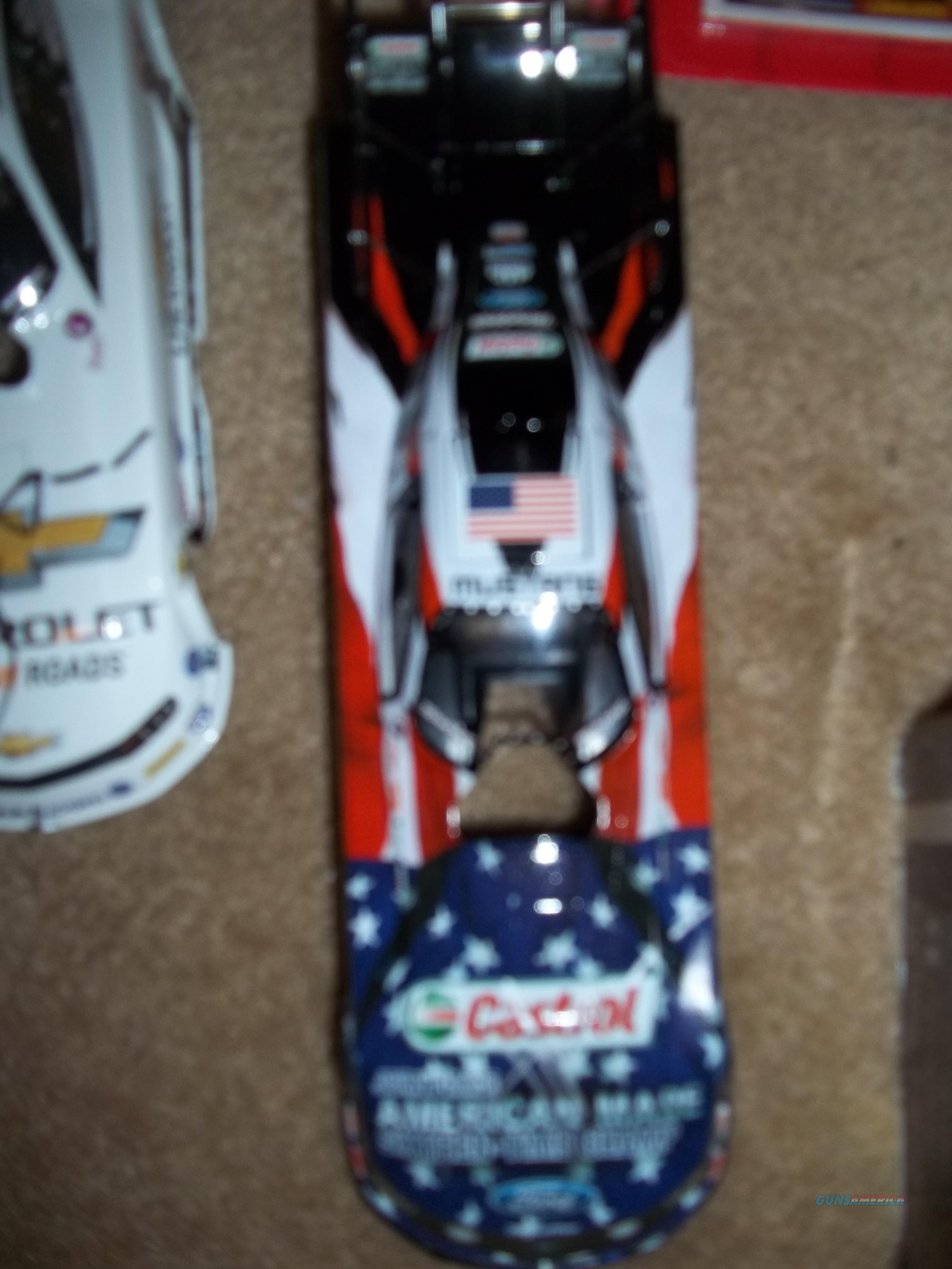 NHRA John Force All American Autographed Funny Car  Non-Guns > Hobbies and Collectibles > Die Cast > NASCAR