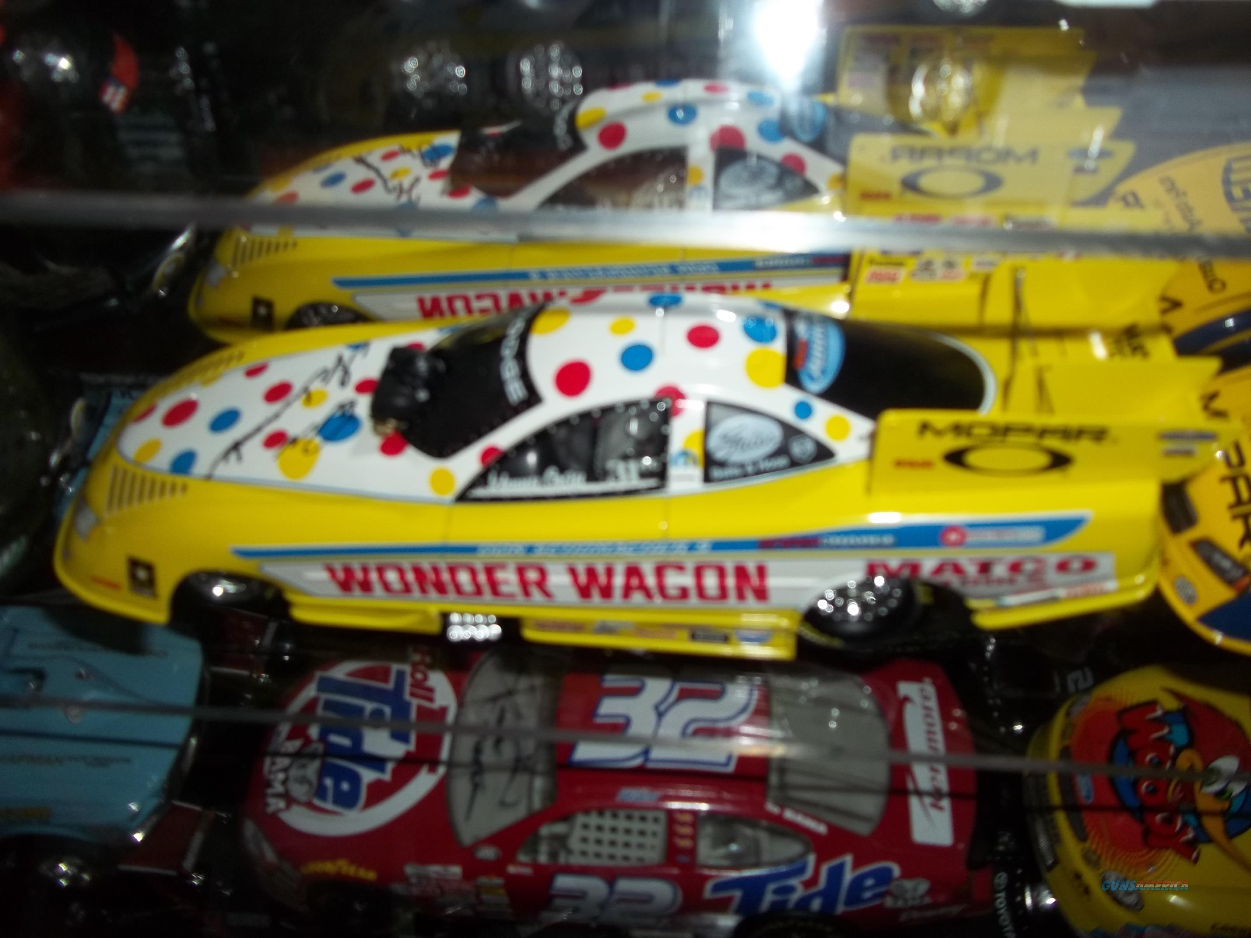 Don Schumacher/Johnny Gray Wonderwagon Autographed  Non-Guns > Hobbies and Collectibles > Die Cast > NASCAR