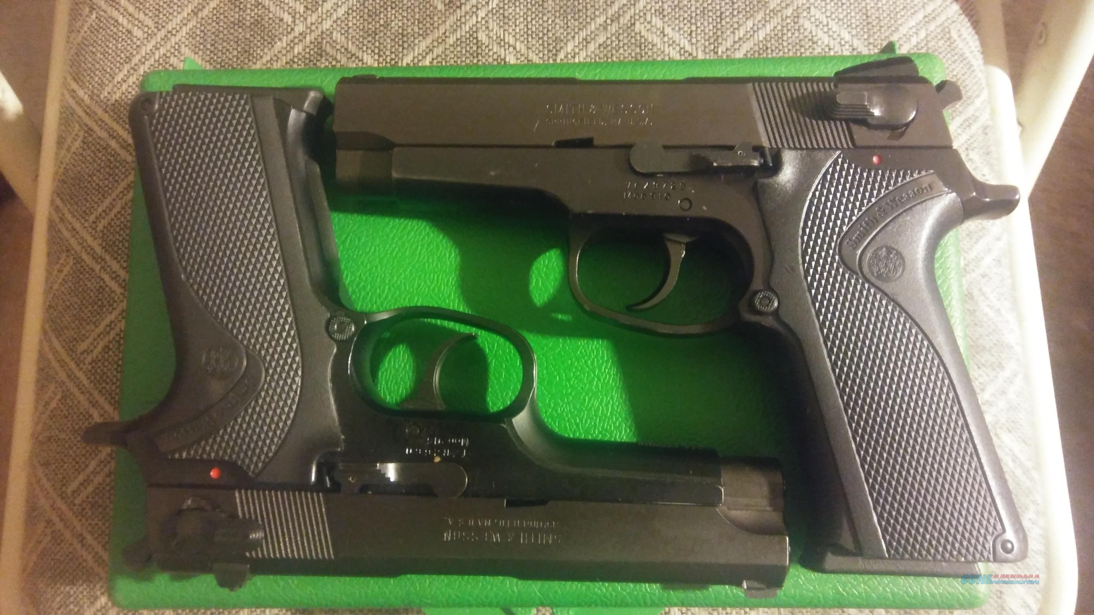 S&W. 910 & 915  Guns > Pistols > Smith & Wesson Pistols - Autos > Alloy Frame