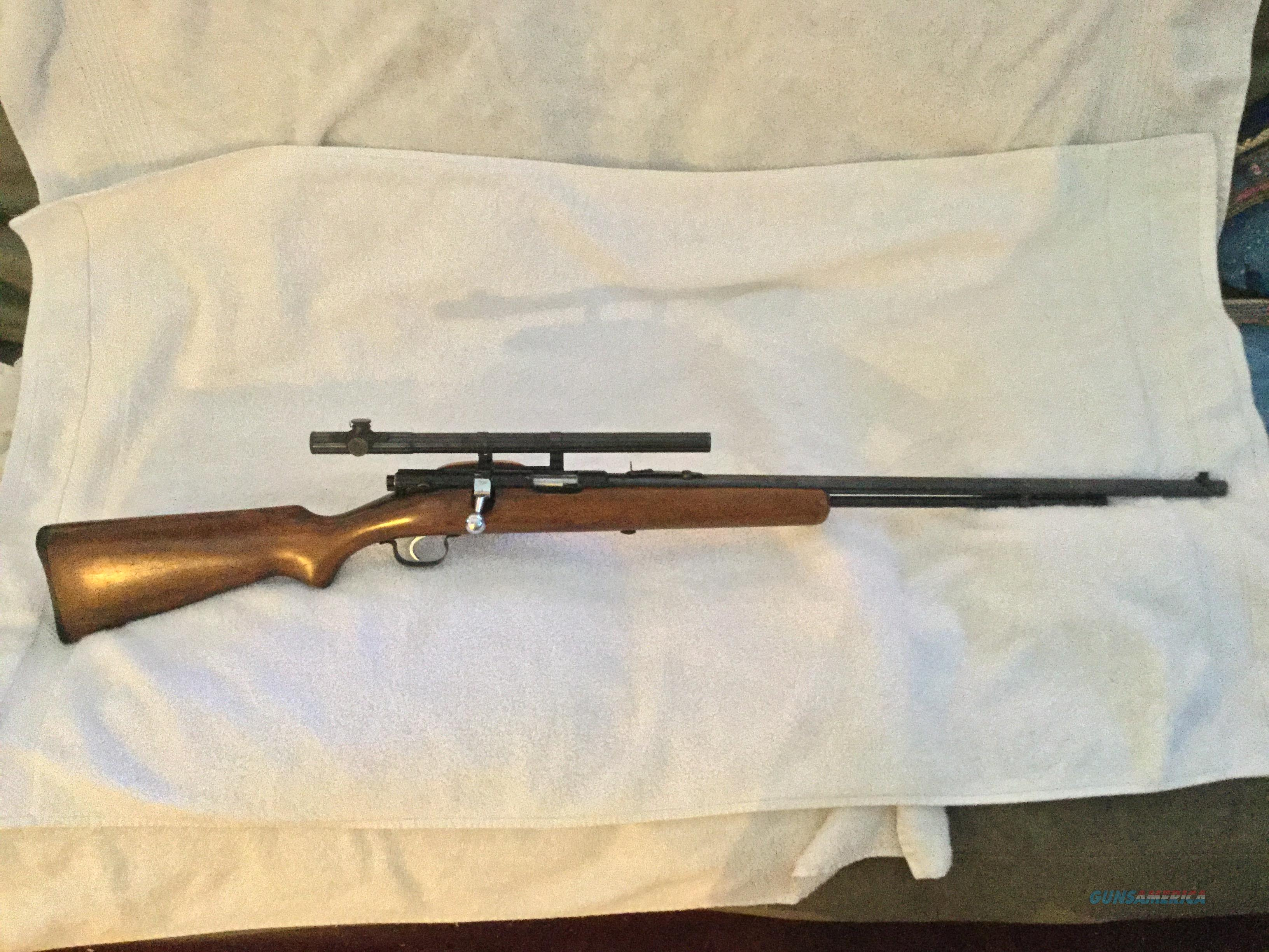 Stevens Ranger 22 cal. Bolt action rifle  Guns > Rifles > Stevens Rifles