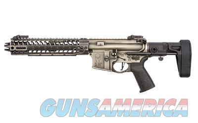 "Spikes's Tactical Spartan Pistol 556NATO 8.1"" Bbl  Guns > Pistols > Spikes Tactical Pistols"