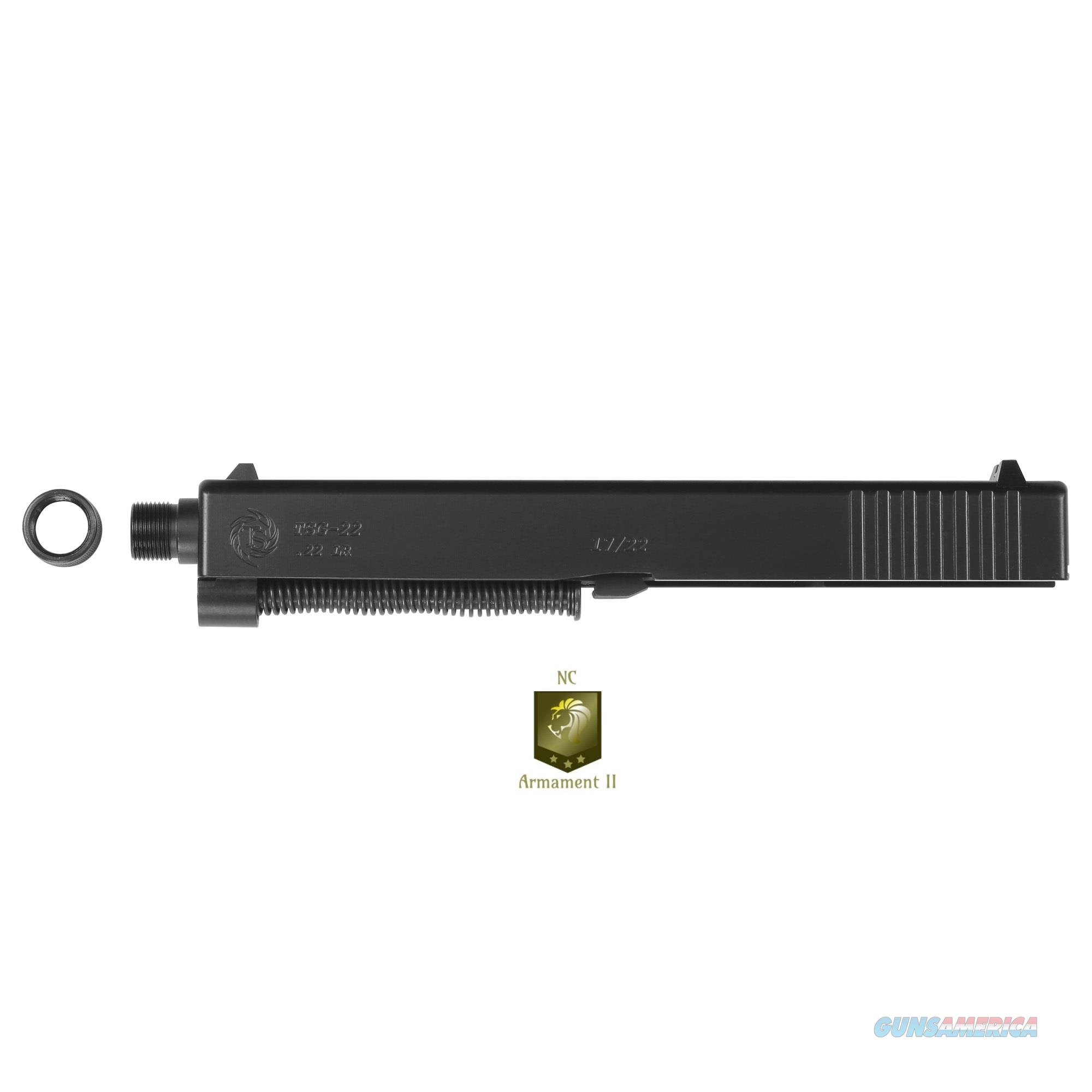 Tactical Solutions TSG-22 Conversion Kit To 22LR For Glock 17/22  Non-Guns > Gun Parts > Misc > Pistols