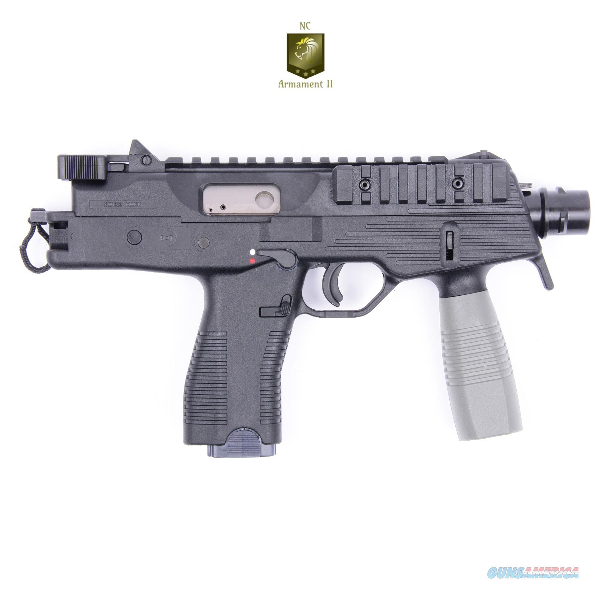 B&T TP9 9mm 5 Inch Barrel Black  Guns > Pistols > B Misc Pistols