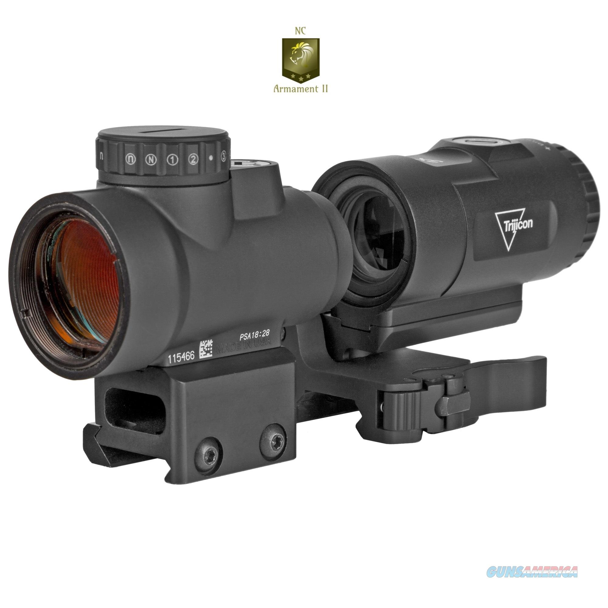 Trijicon MRO HD Red Dot 1X25 68MOA With 3X Magnifier  Non-Guns > Scopes/Mounts/Rings & Optics > Tactical Scopes > Red Dot