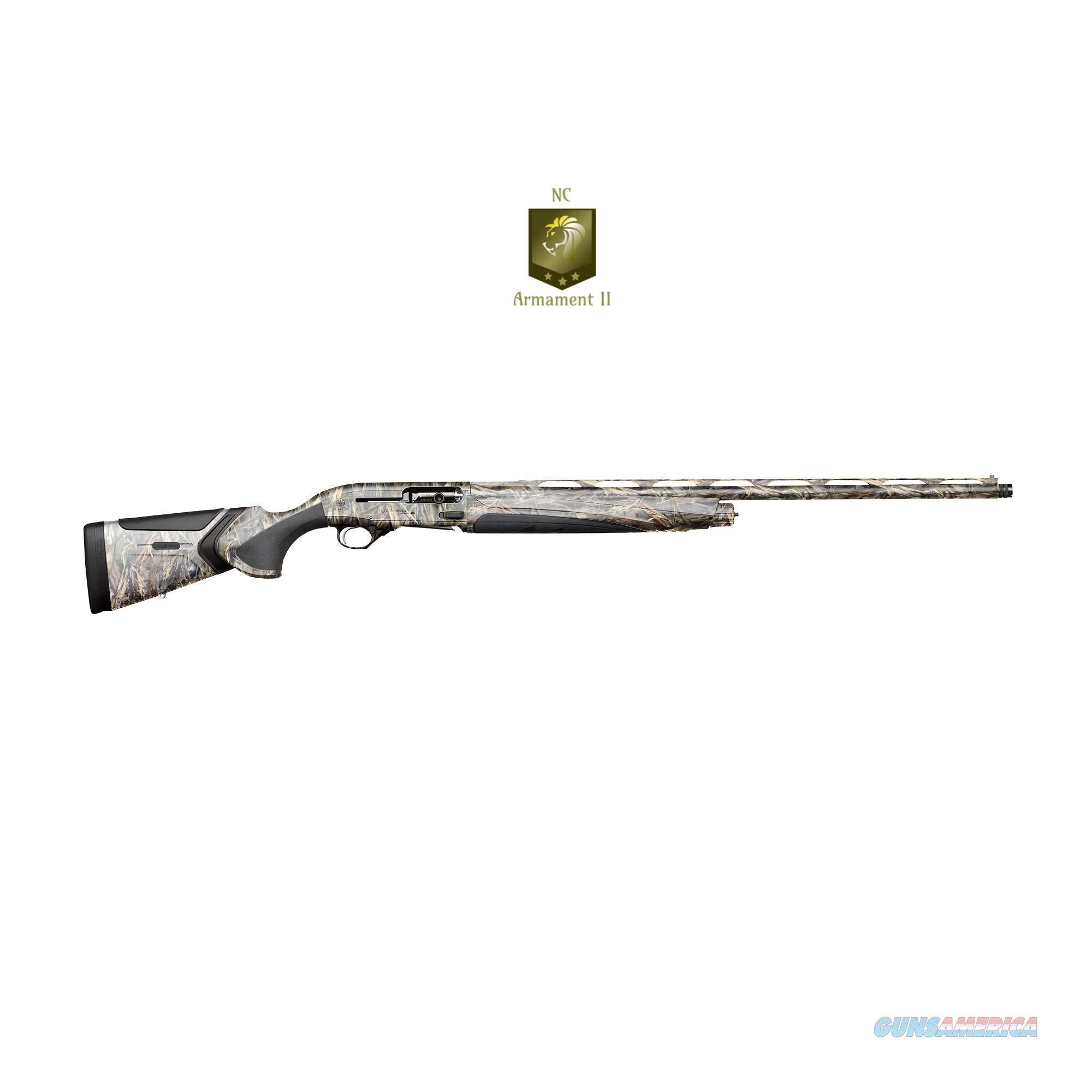 "Beretta A400 Xtreme PLUS KO Semi Automatic 12 Gauge 28"" True Timber DRT Camo  Guns > Shotguns > Beretta Shotguns > Single Barrel"