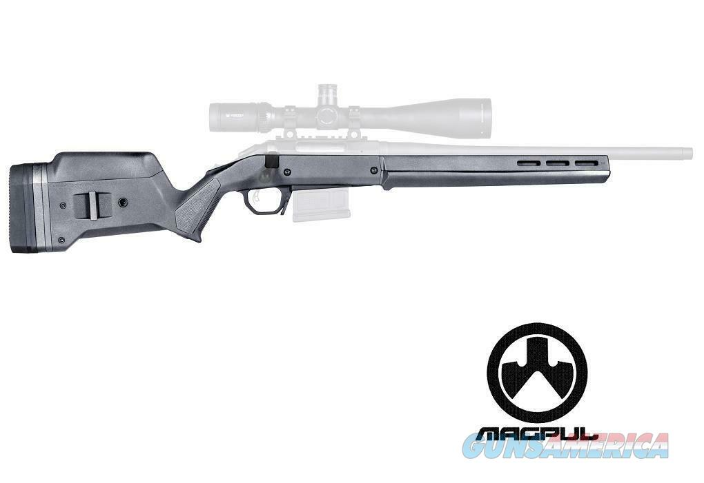 Magpul Industries Ruger American Short Action American Hunter Stock COLOR GREY  Non-Guns > Gun Parts > Stocks > Polymer