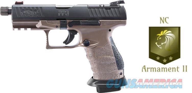 Walther Q4 TAC PRO M2 9mm Threaded Coyote Tan TALO  Guns > Pistols > W Misc Pistols
