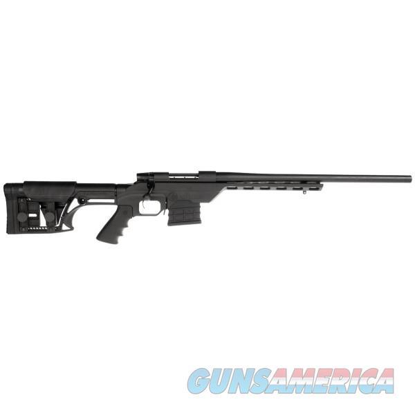 Weatherby Vanguard 6.5CM 5/8-24 TPI Hogue Grip  Guns > Rifles > Weatherby Rifles > Tactical