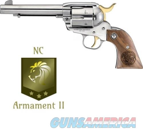 Ruger Vaquero Illinois Bicentennial .45lc 1 of 500! Walnut Grips  Guns > Pistols > Ruger Single Action Revolvers > Single Six Type