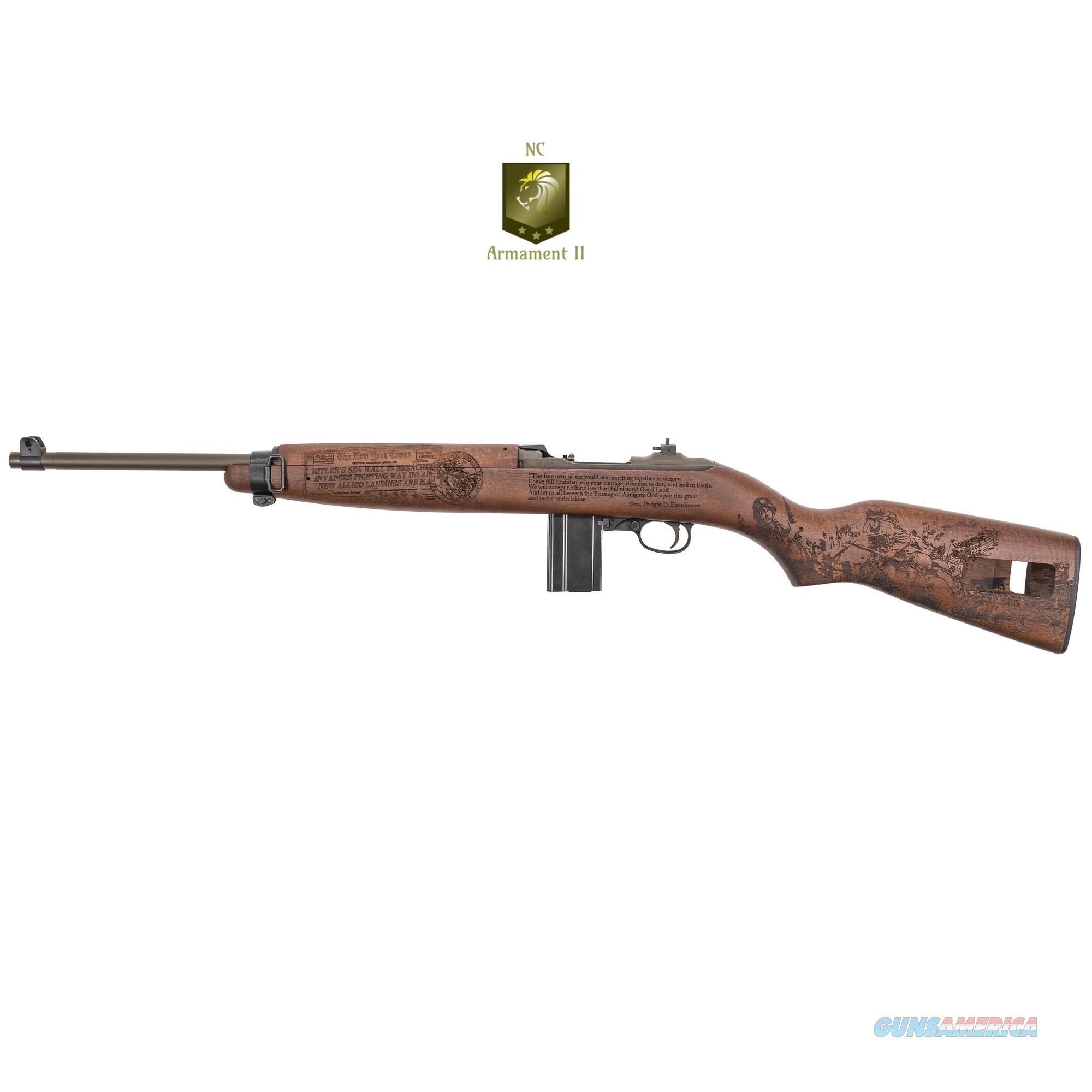 Auto Ordnance M1 Carbine The Soldier Patriot Brown Cerakote 30 Carbine  Guns > Rifles > Auto Ordnance Rifles