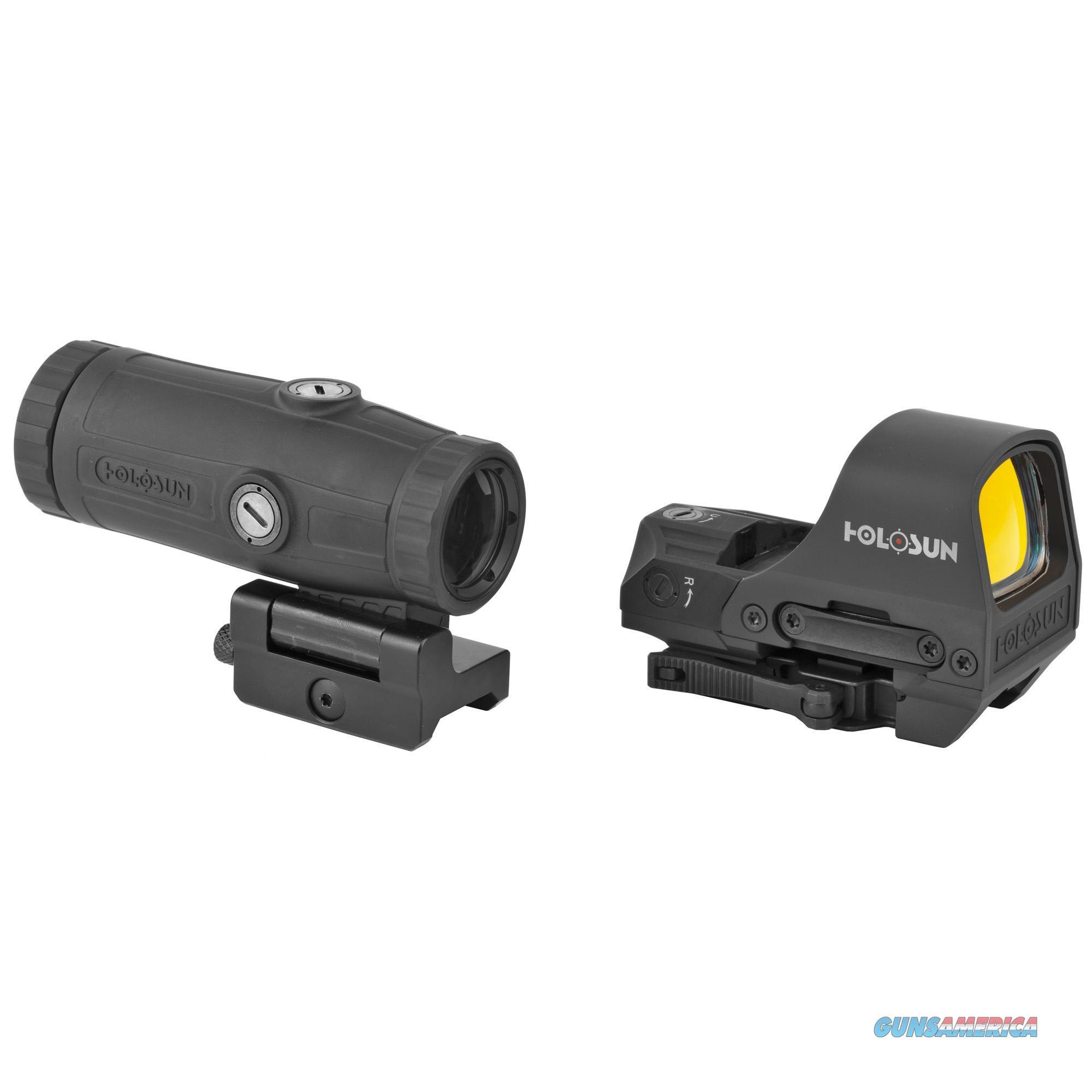 Holosun Technologies HS10C Open Reflex With HM3X Magnifier  Non-Guns > Scopes/Mounts/Rings & Optics > Tactical Scopes > Red Dot