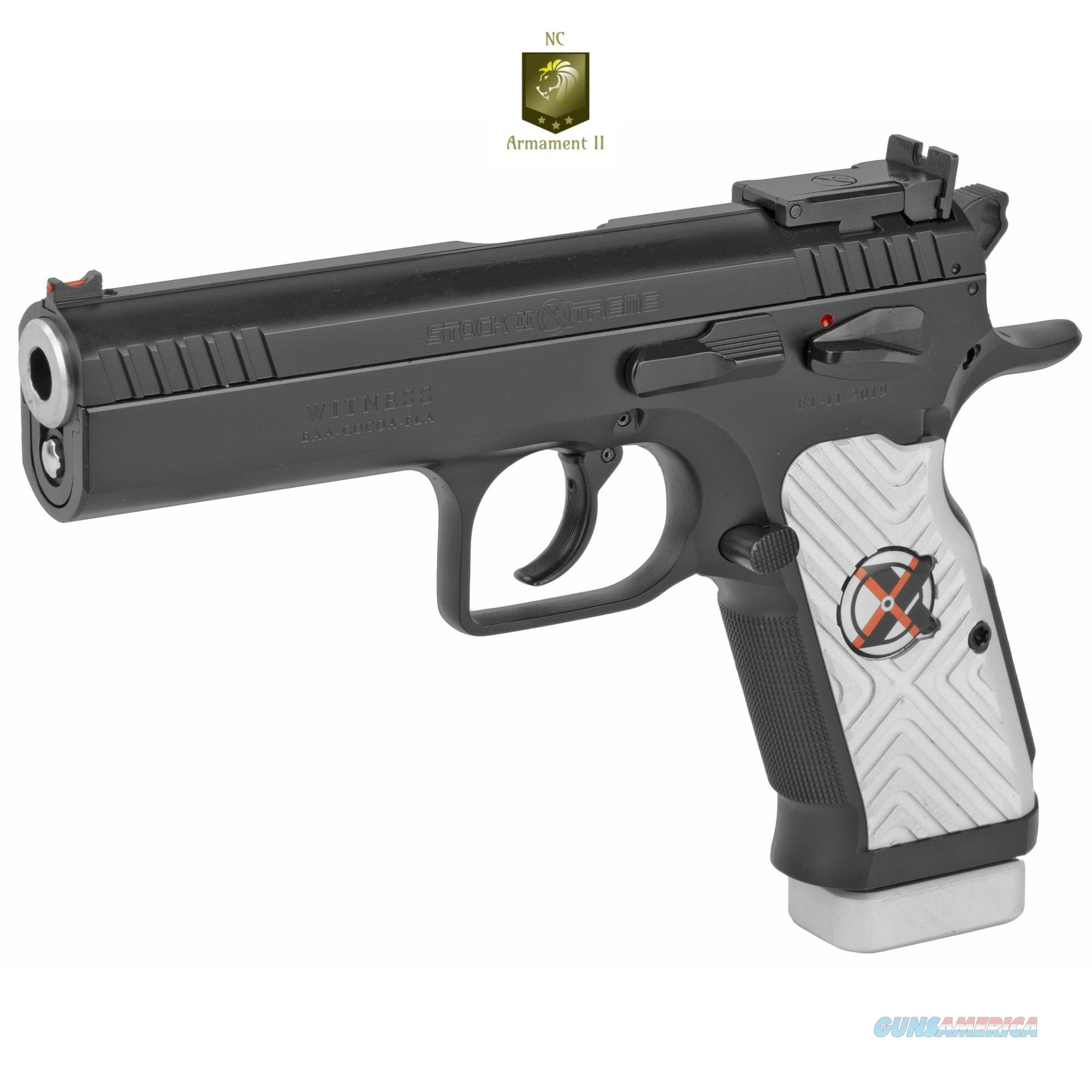 European American Armory Witness Stock Xtreme 9mm Full Size  Guns > Pistols > EAA Pistols > Other