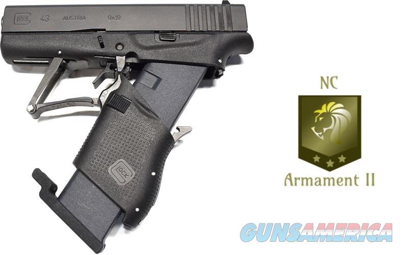 Glock M3S Modified G43 Full Conceal 9mm Folding Pistol  Guns > Pistols > Glock Pistols > 43/43X