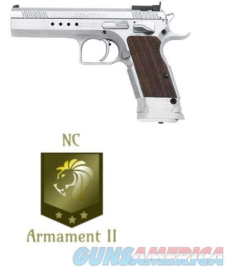 EAA Limited Witness Tanfoglio 40S&W Walnut Grips  Guns > Pistols > EAA Pistols > Other