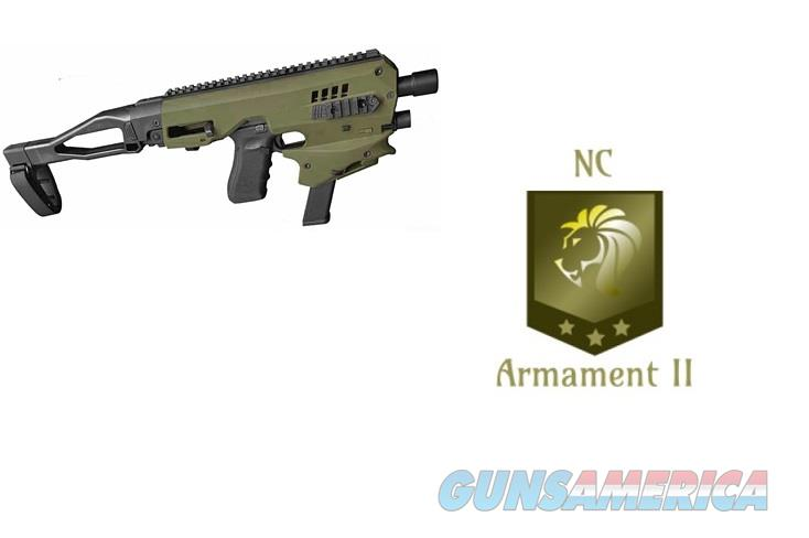 CAA Micro Conversion Kit Gen 2 for Glock 17,19,19x OD Green Upper  Non-Guns > Gun Parts > Misc > Pistols