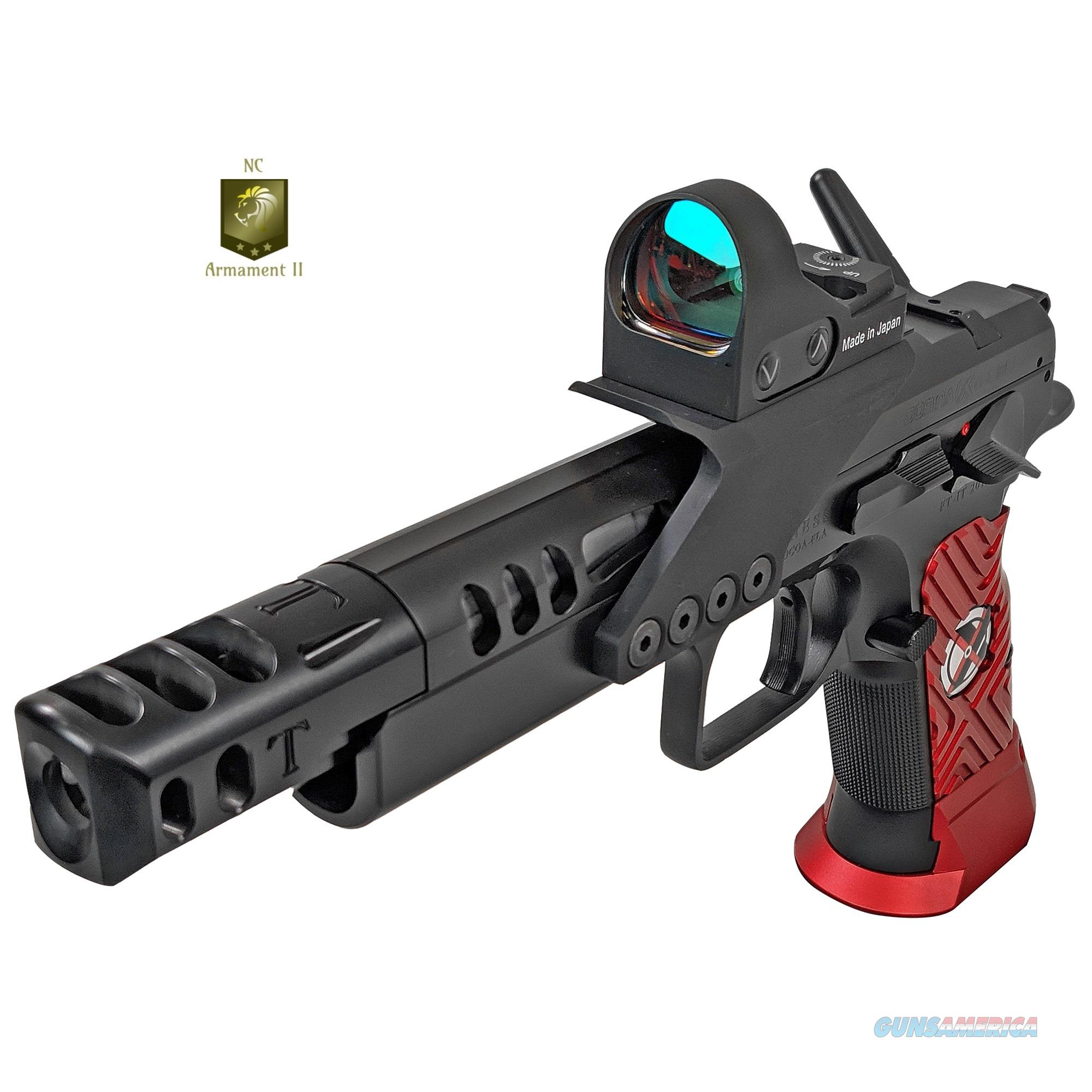 European American Armory Witness Domina Gold Team Extreme 9mm  Guns > Pistols > EAA Pistols > Other