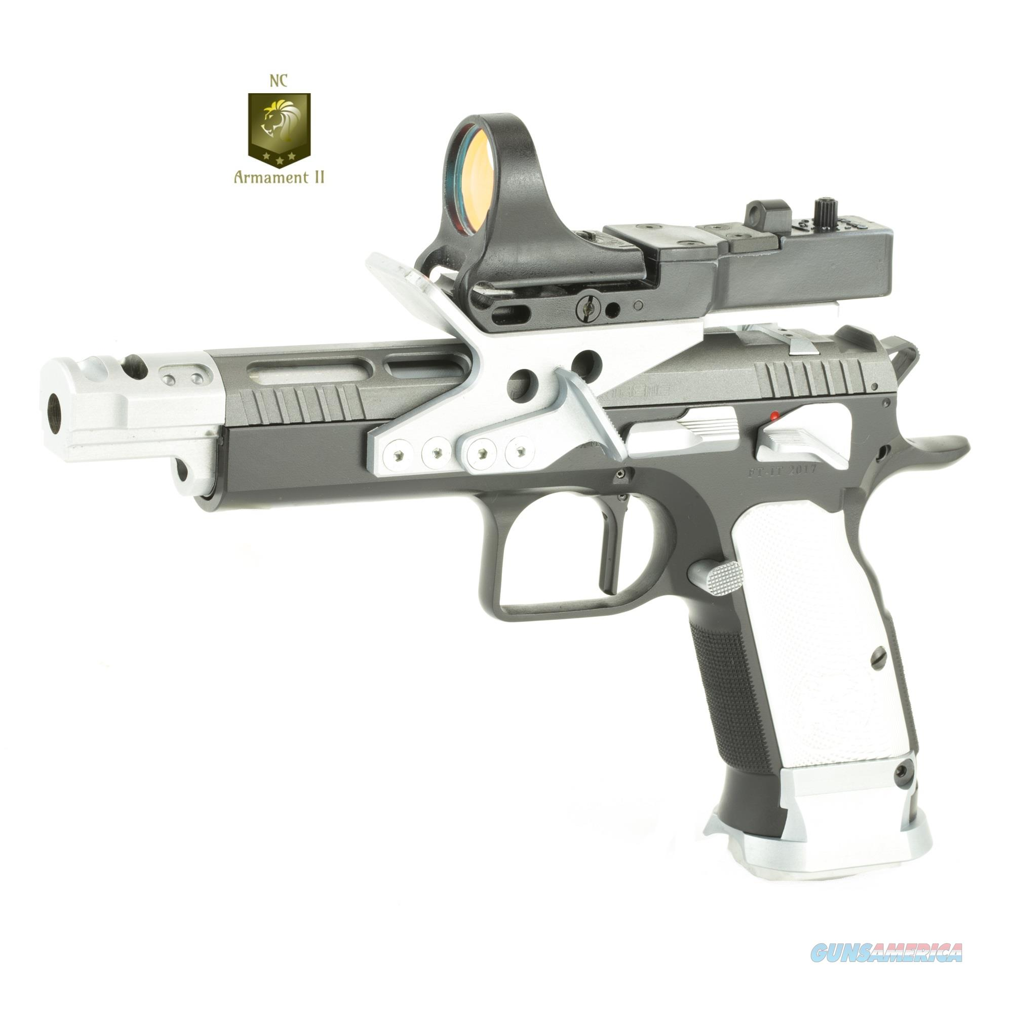 EAA Witness Custom Gold Extreme 9mm  Guns > Pistols > EAA Pistols > Other