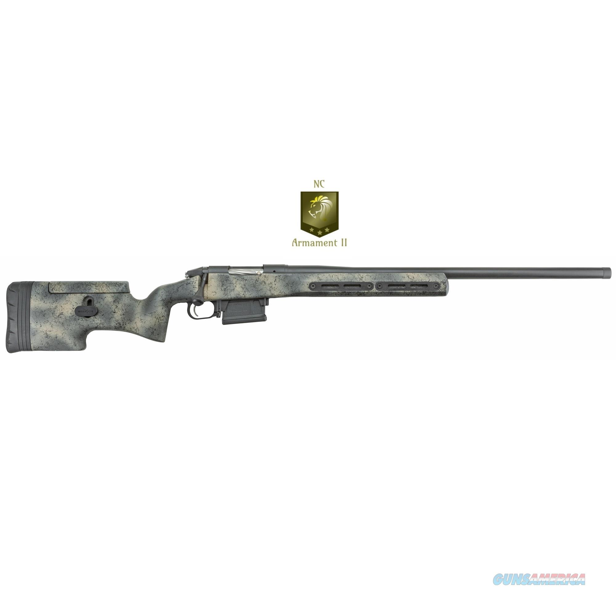 Bergara Ridgeback Bolt Action 300 Winchester Magnum 26 Inch Threaded Barrel  Guns > Rifles > Bergara Rifles