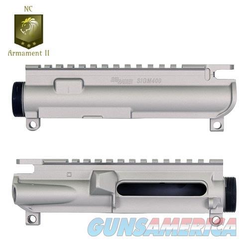 Sig Sauer SIGM400 Multiple Caliber Stripped Upper AR-15 in Titanium  Non-Guns > Gun Parts > M16-AR15 > Upper Only