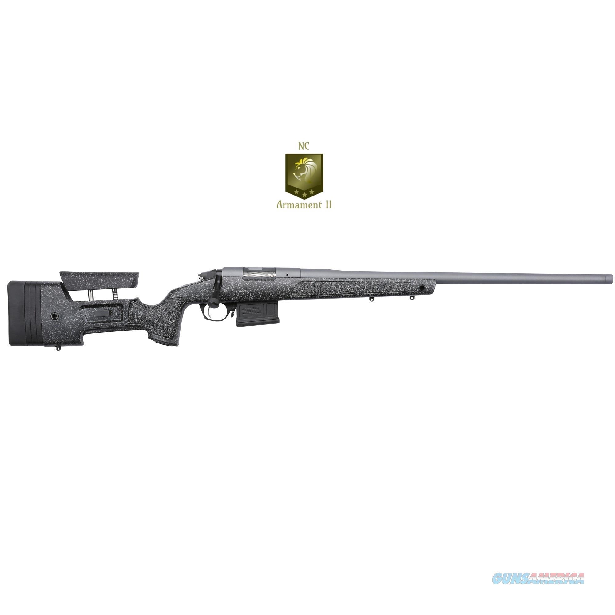 Bergara HMR PRO 6.5prc 26 Inch Threaded Barrel Gray Finish  Guns > Rifles > Bergara Rifles