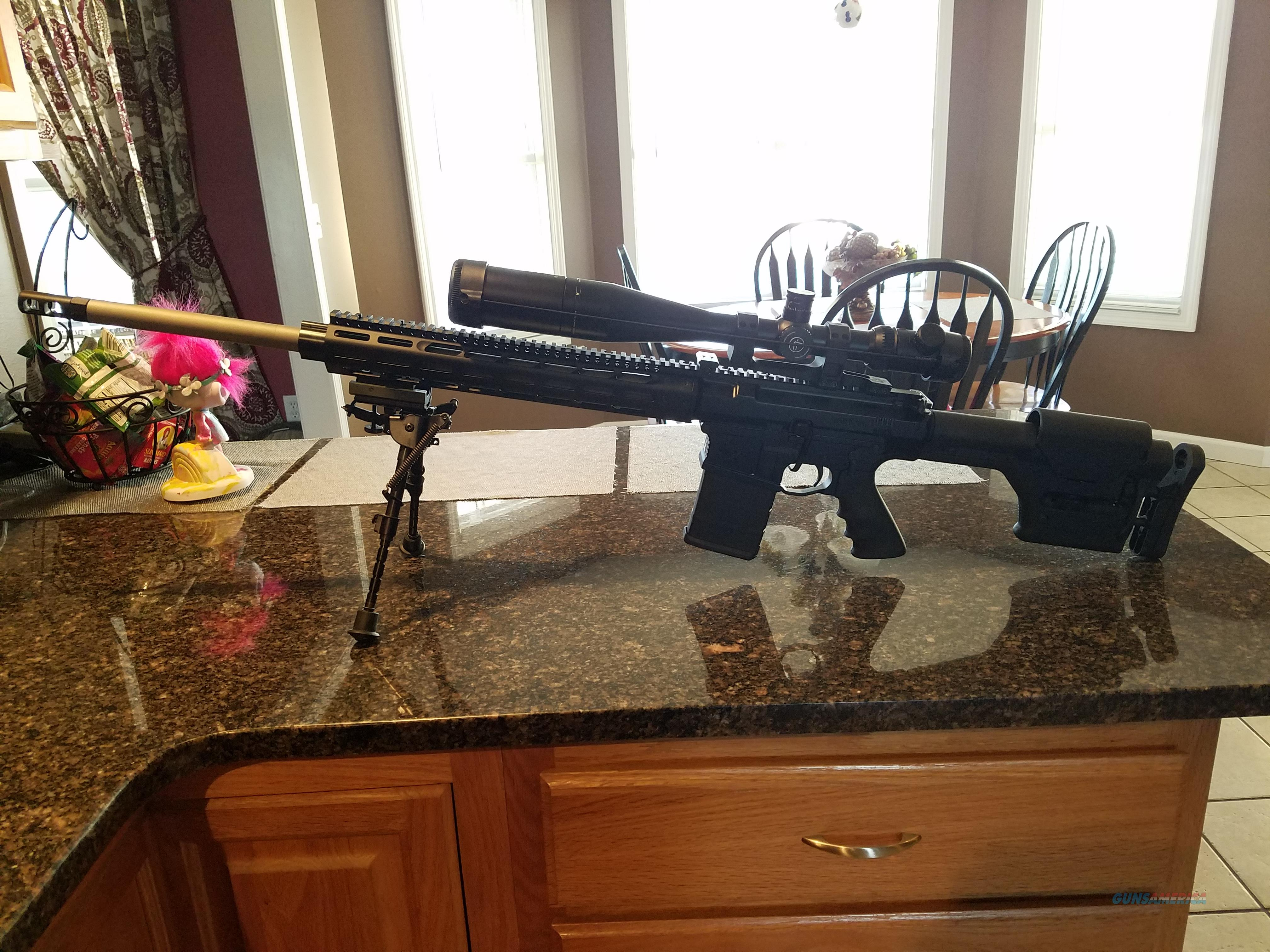 MEGA ARMS MEGALITHIC 6.5 CREEDMOOR AR10  Guns > Rifles > MN Misc Rifles
