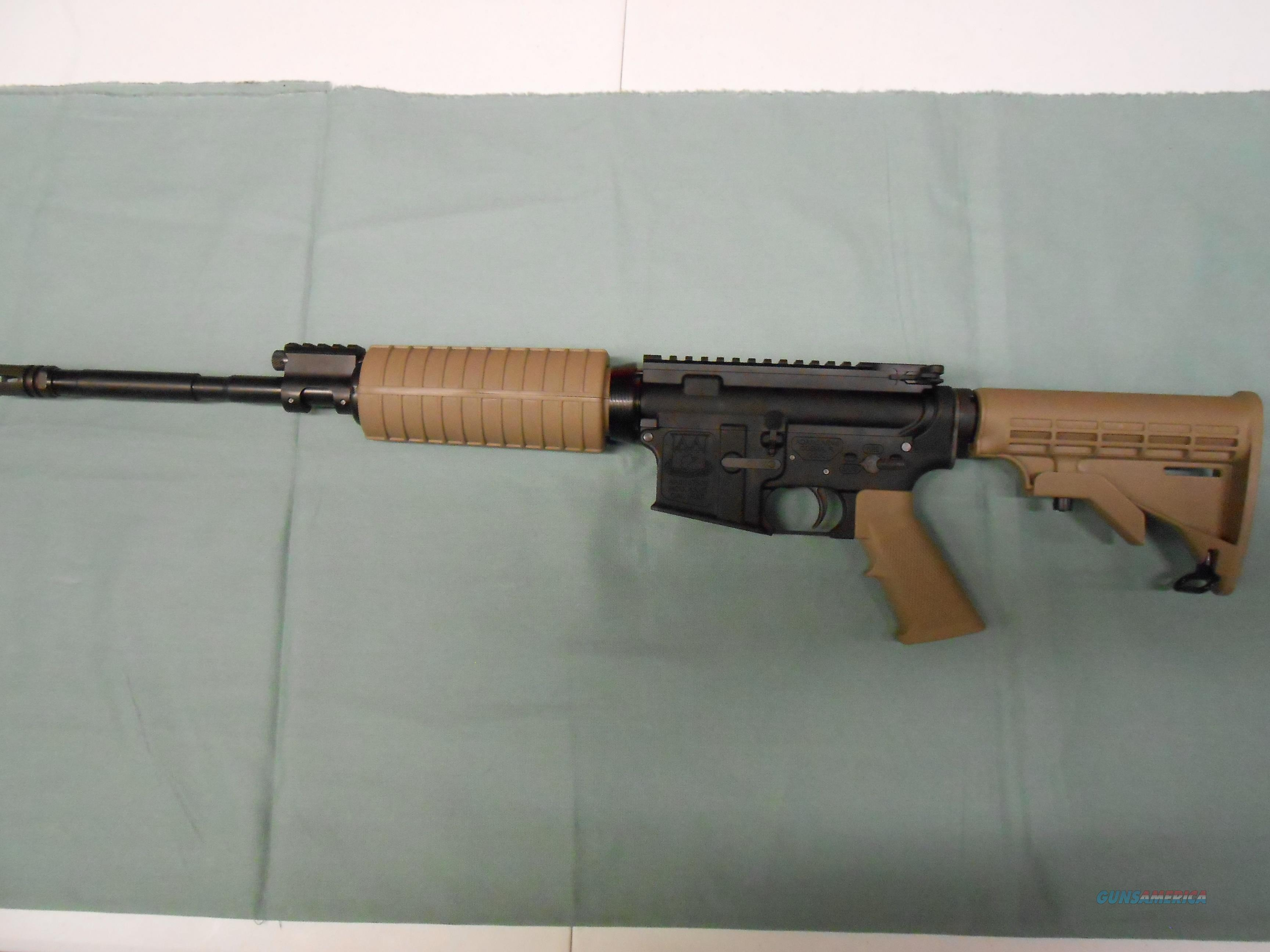 Adams Arms Special Build Piston FDE Agency  Guns > Rifles > AR-15 Rifles - Small Manufacturers > Complete Rifle