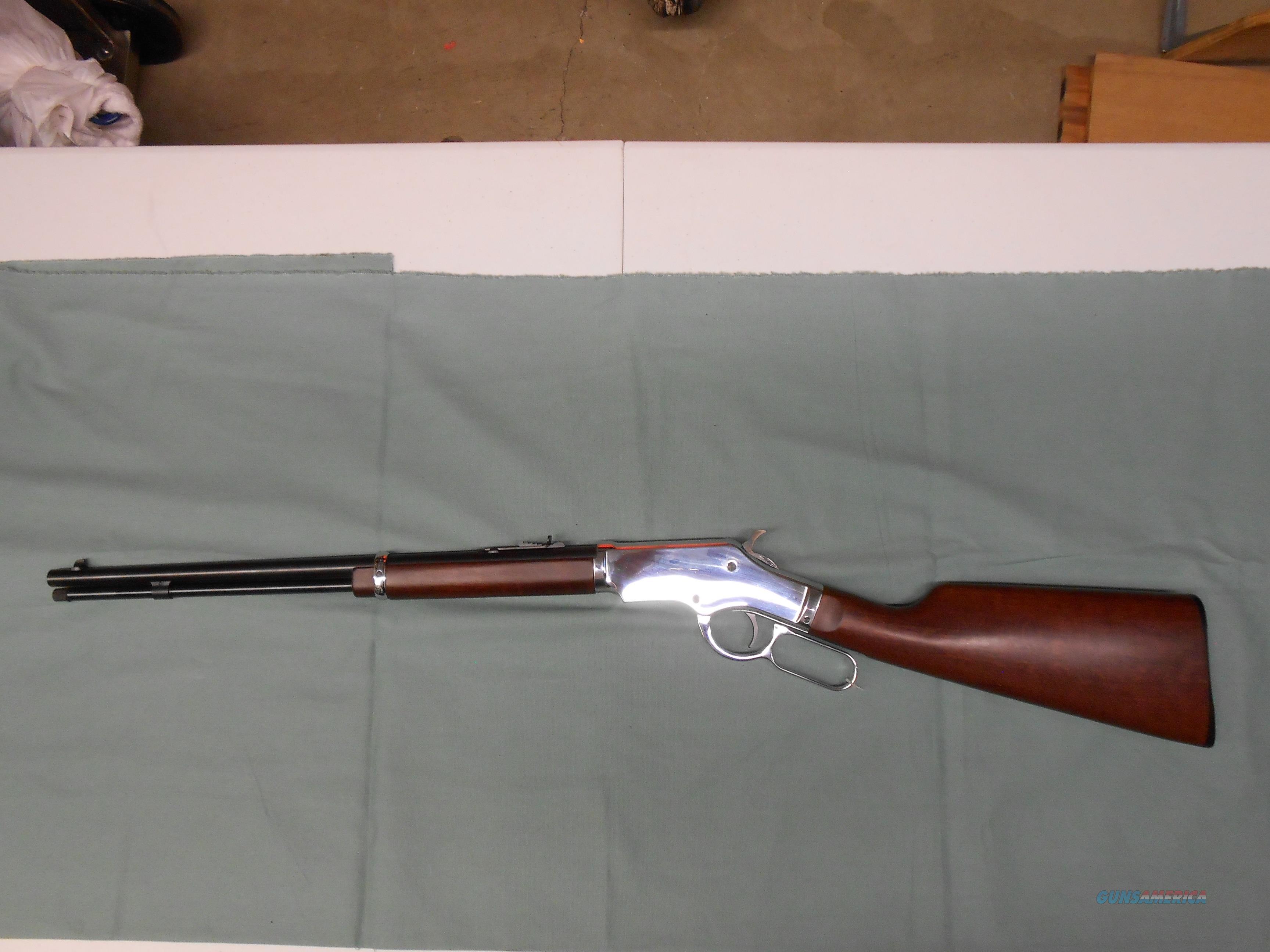 Uberti Silverboy 22 Mag  Guns > Rifles > Uberti Rifles > Lever Action