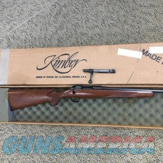 Kimber .223 Model 84  Guns > Rifles > Kimber of Oregon Rifles