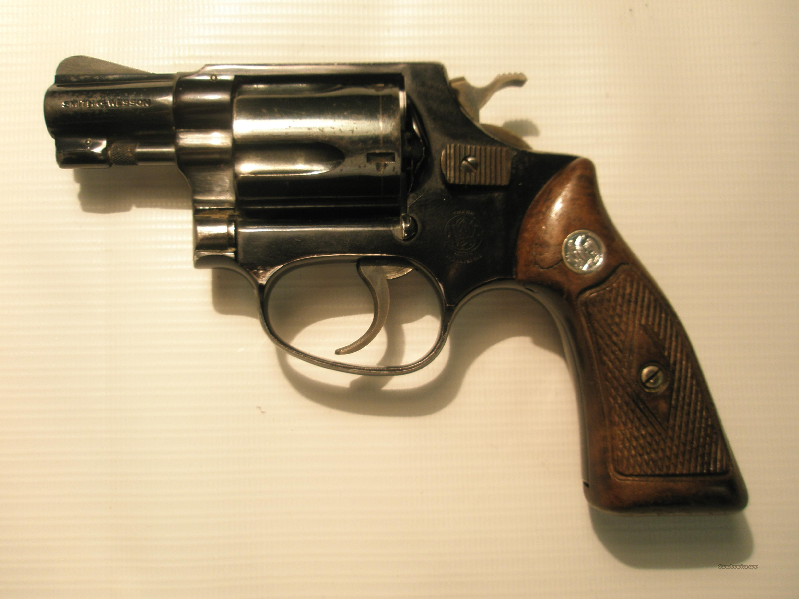 Smith and Wesson Model 37 Airweight .38 Special  Guns > Pistols > Smith & Wesson Revolvers > Pocket Pistols