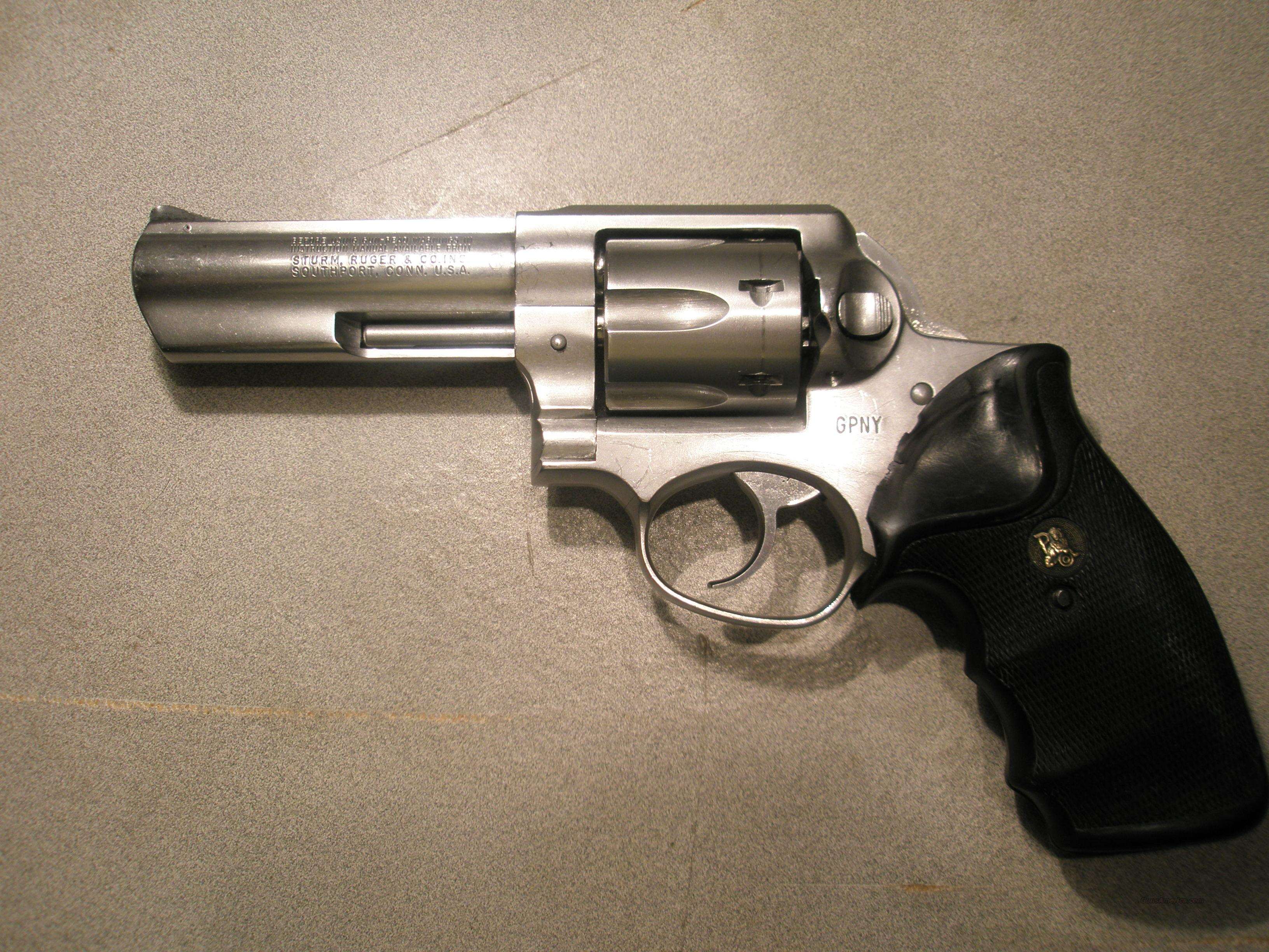 Ruger GPNY .38 Special   Guns > Pistols > Ruger Double Action Revolver > SP101 Type