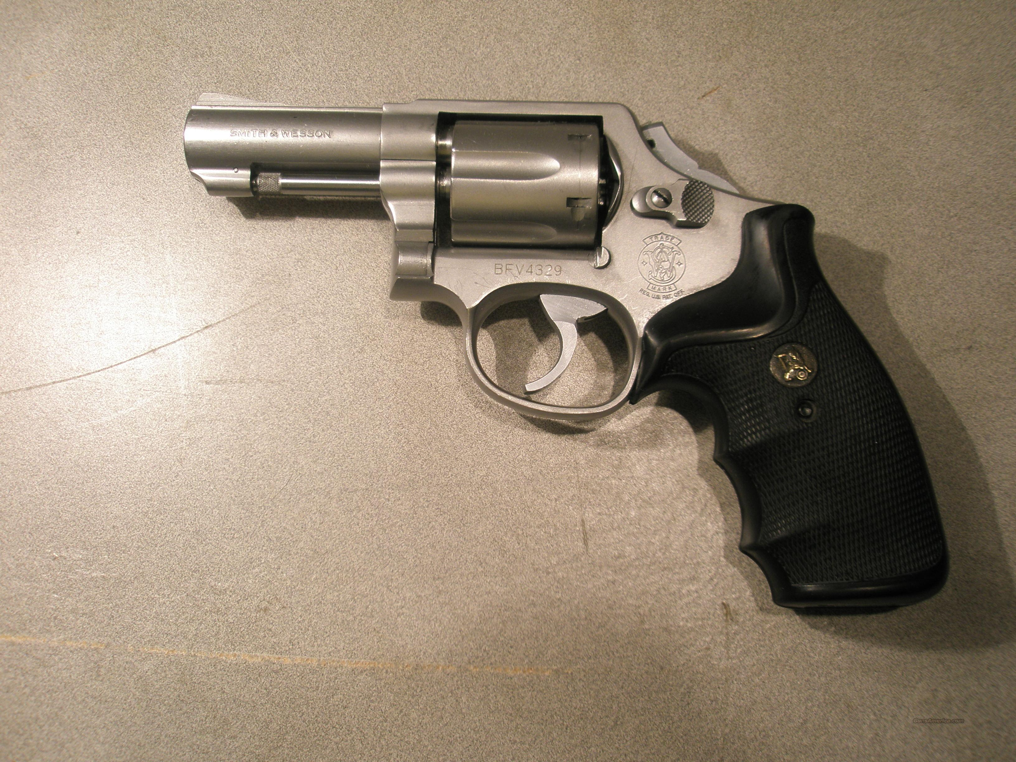 S&W Model 64-5 NY-1 .38 Special  Guns > Pistols > Smith & Wesson Revolvers > Full Frame Revolver