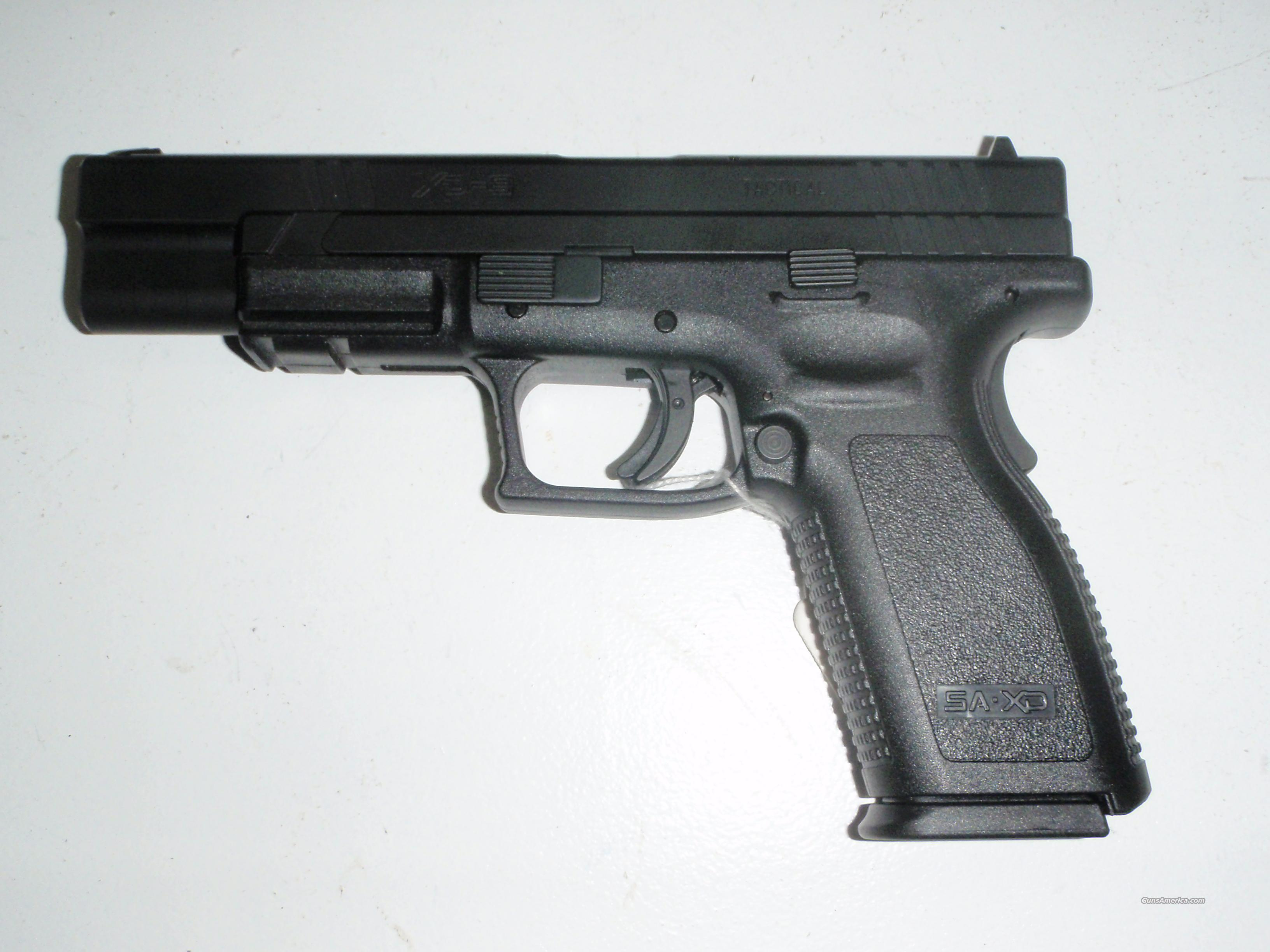 "SPRINGFIELD XD-9 9MM 5"" BBL  Guns > Pistols > Springfield Armory Pistols > XD (eXtreme Duty)"