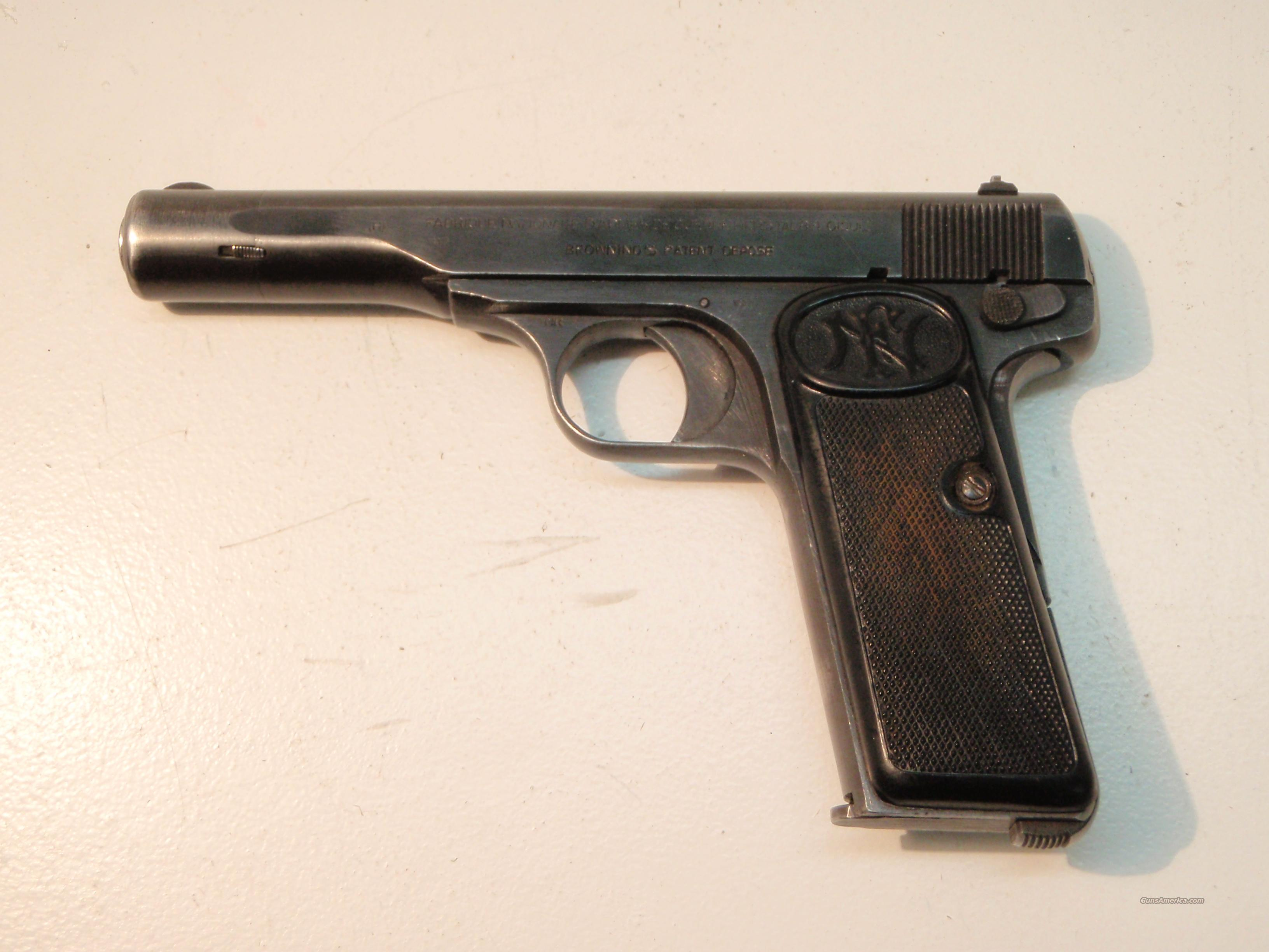 FN BROWNING 32 ACP  Guns > Pistols > FNH - Fabrique Nationale (FN) Pistols > FNP