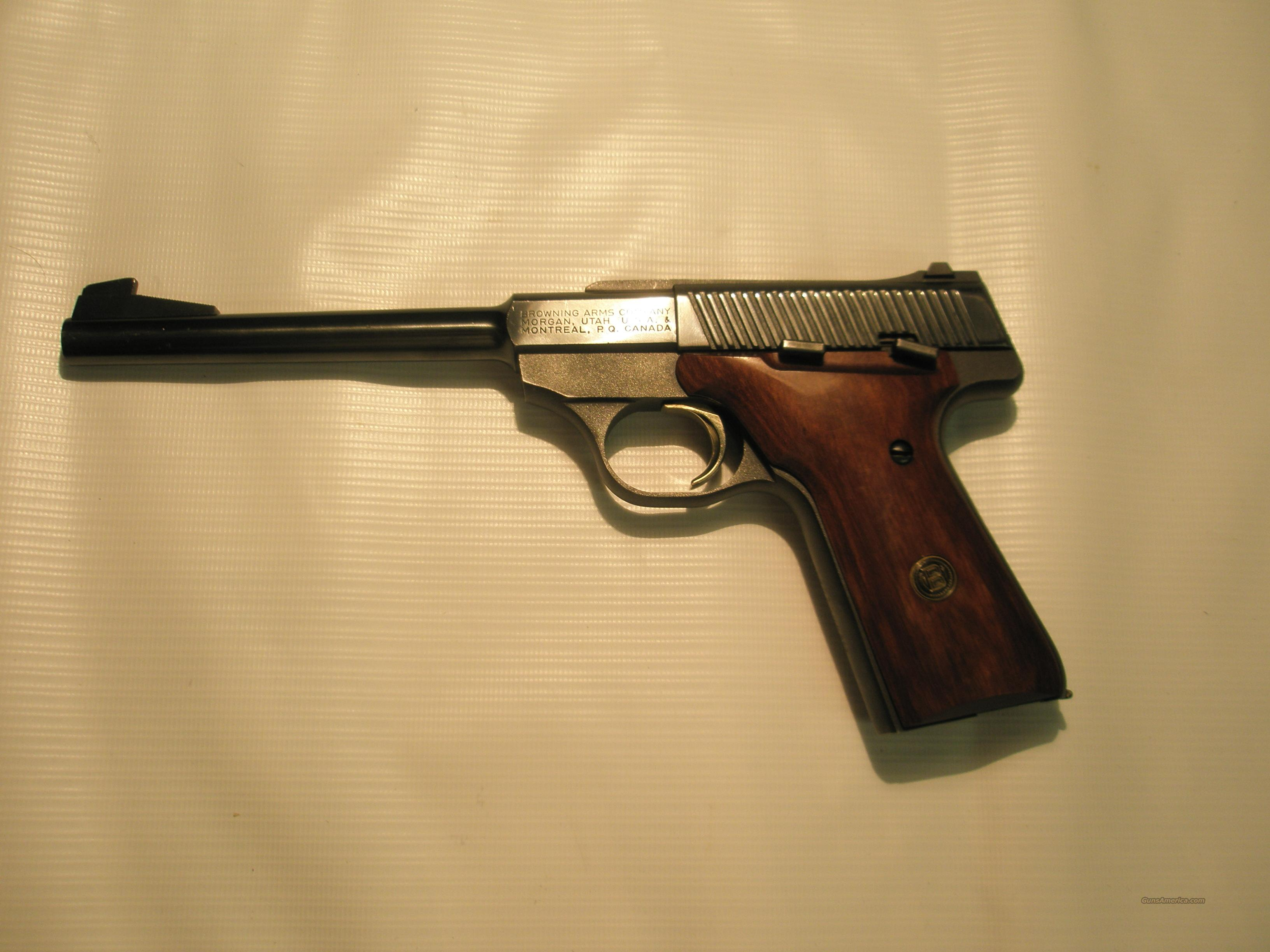 Browning Challenger II 22 LR  Guns > Pistols > Browning Pistols > Other Autos