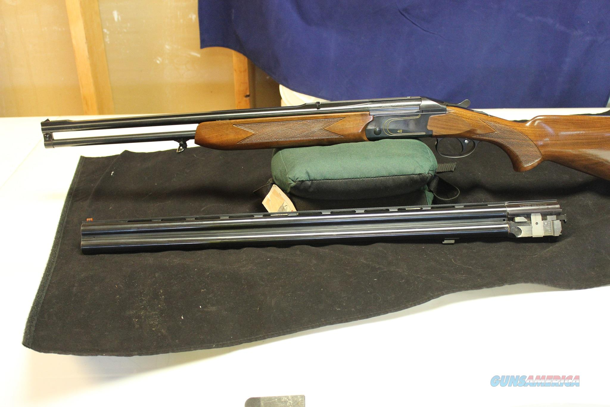 Valmet 412 12ga O/U + 30-06 Double Rifle  Guns > Shotguns > Valmet Shotguns