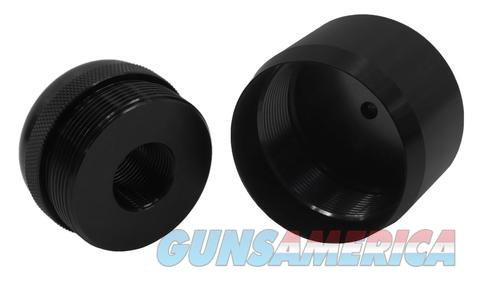 5/8-24 TO D CELL MAGLITE ADAPTER & CAP COMBO  Non-Guns > Gun Parts > Military - American