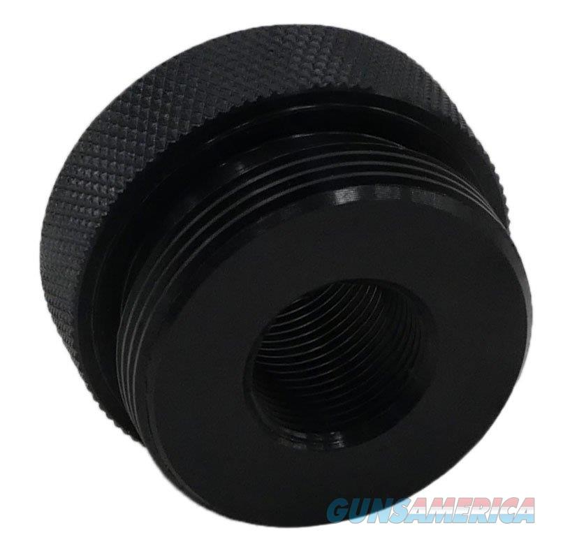 MAGLITE C CELL CAP 1/2-28 REPLACEMENT ADAPTER  Non-Guns > Gun Parts > Military - American