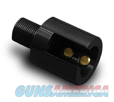 RUGER 10/22 TO 1/2-28 THREAD ADAPTER BLACK OXIDE STEEL  Non-Guns > Gun Parts > Military - American