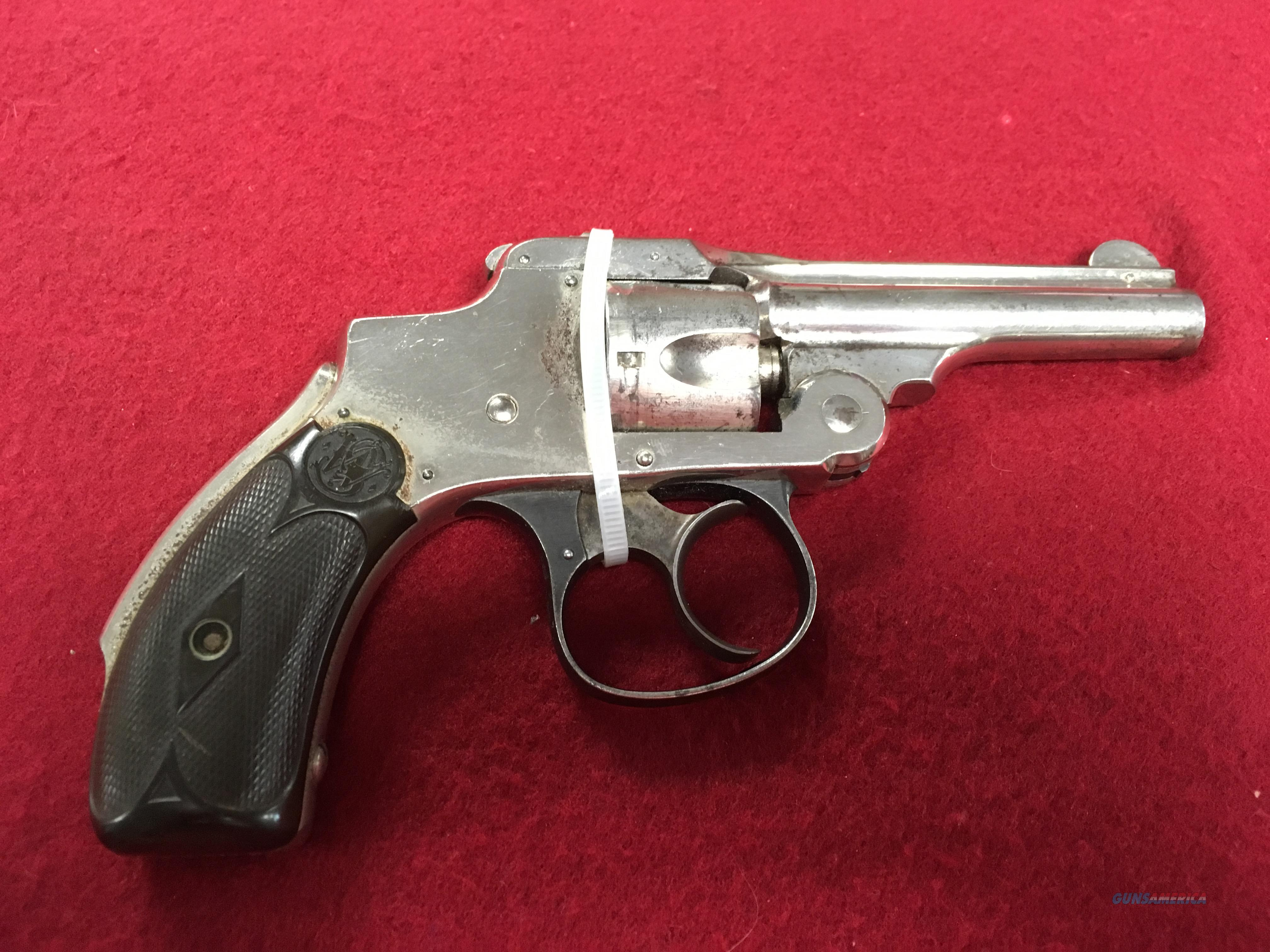 "SMITH & WESSON 32 SHORT ""LEMON SQUEEZER""   Guns > Pistols > Smith & Wesson Revolvers > Pre-1899"