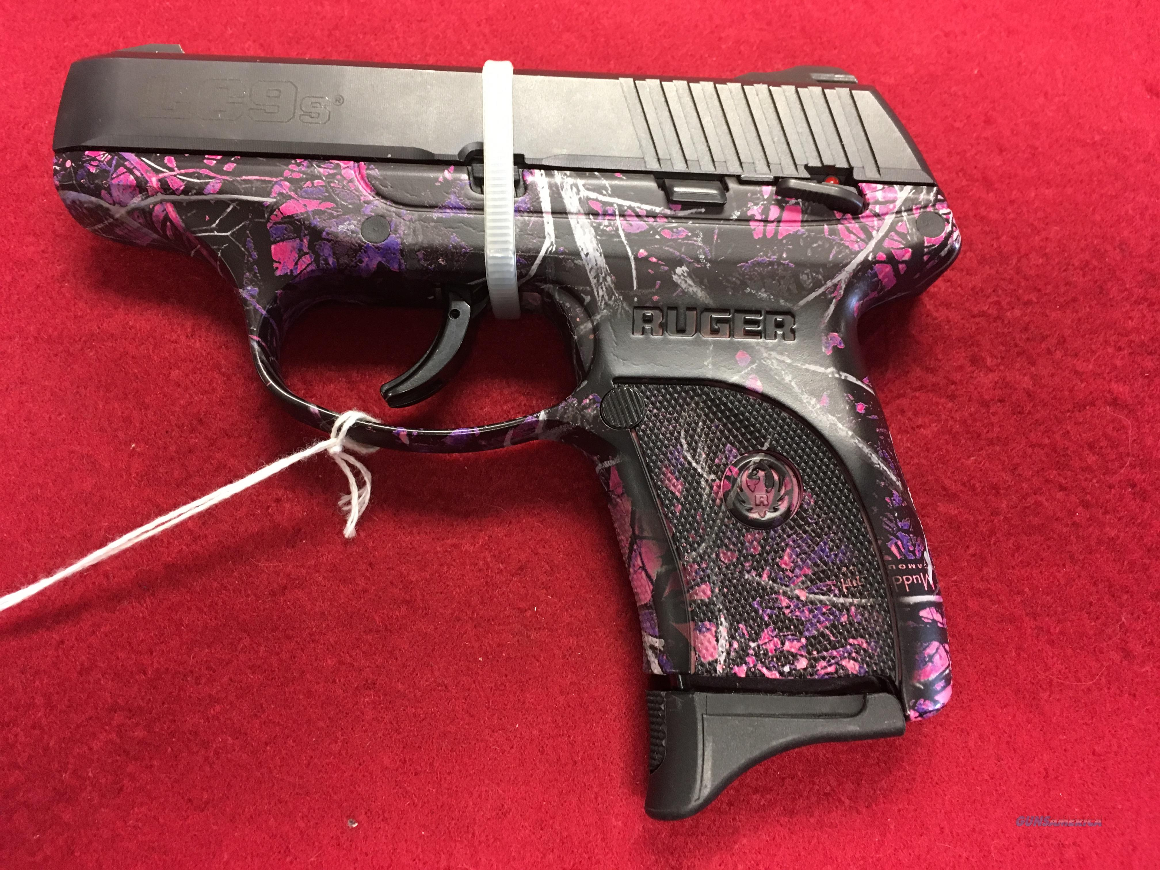 RUGER LC9S MUDDY GIRL NEW  Guns > Pistols > Ruger Semi-Auto Pistols > LC9