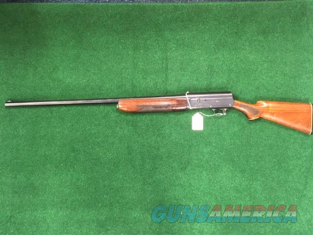 Remington Sportsman 12 GA Dom. 1947  Guns > Shotguns > Remington Shotguns  > Autoloaders > Hunting