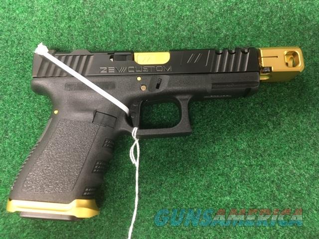 Glock 19 Gen 3 ZEV Hybrid Spartan New  Guns > Pistols > Glock Pistols > 19/19X